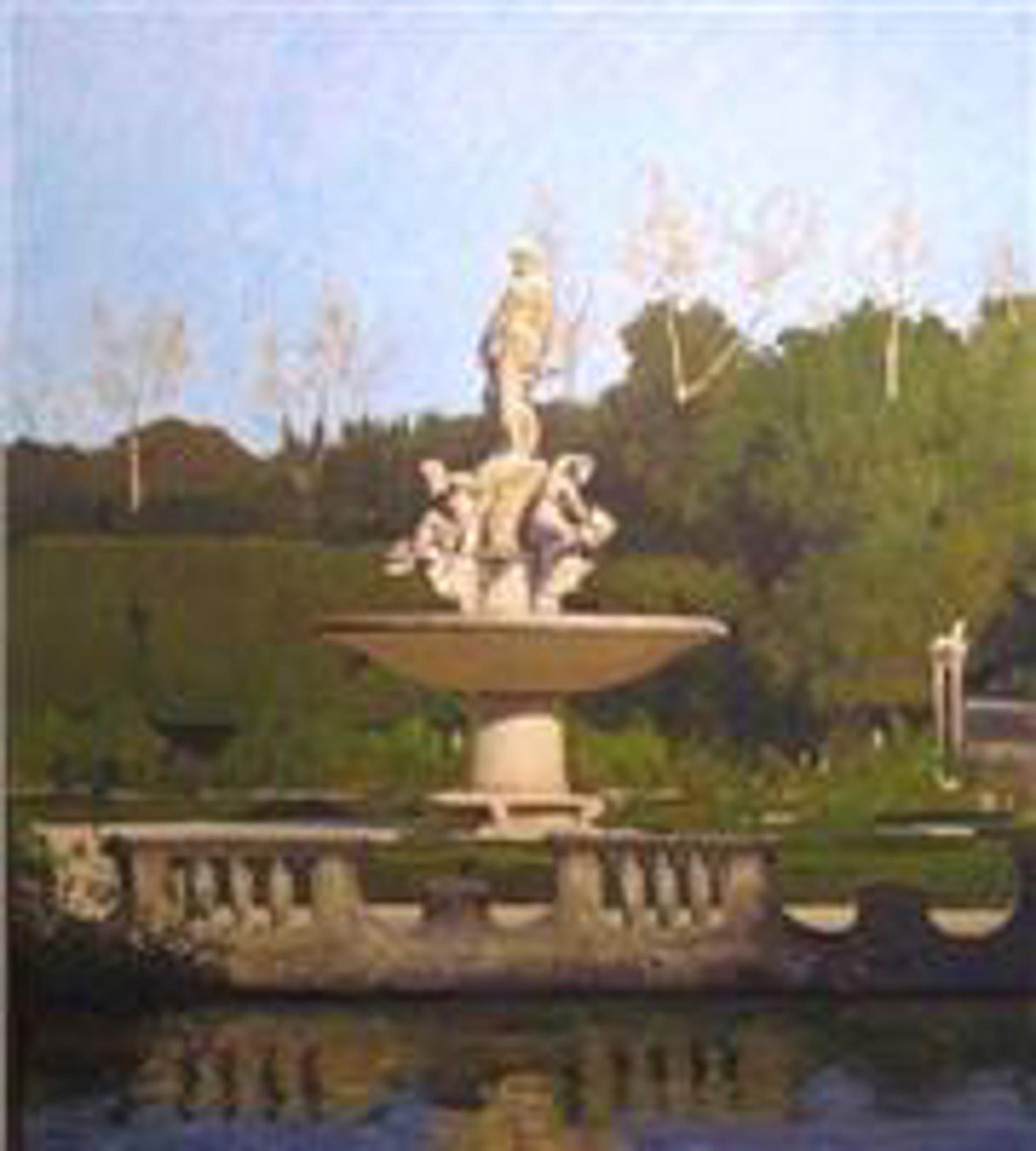 Boboli Gardens by Marc Dalessio