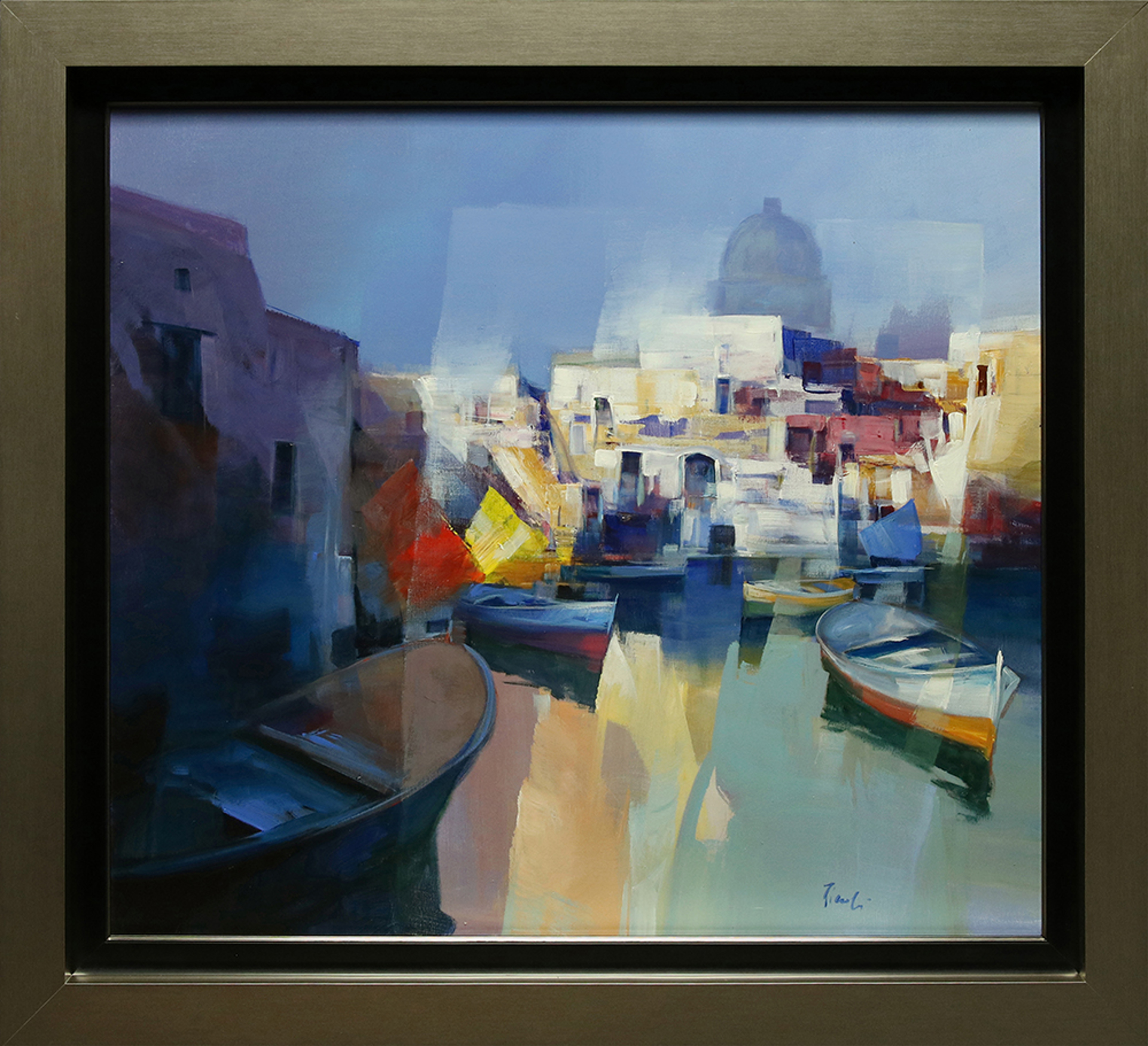 From the Port by Pietro Piccoli