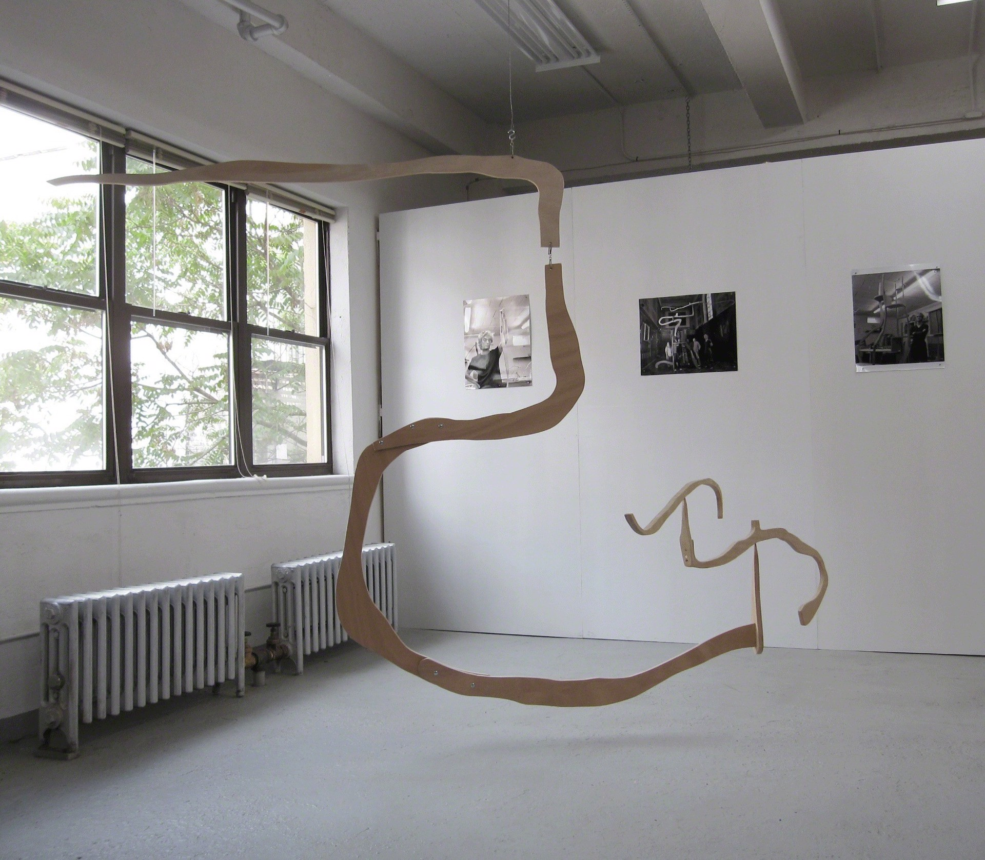 """ Meanders"" Mobile  by Jacques Jarrige"
