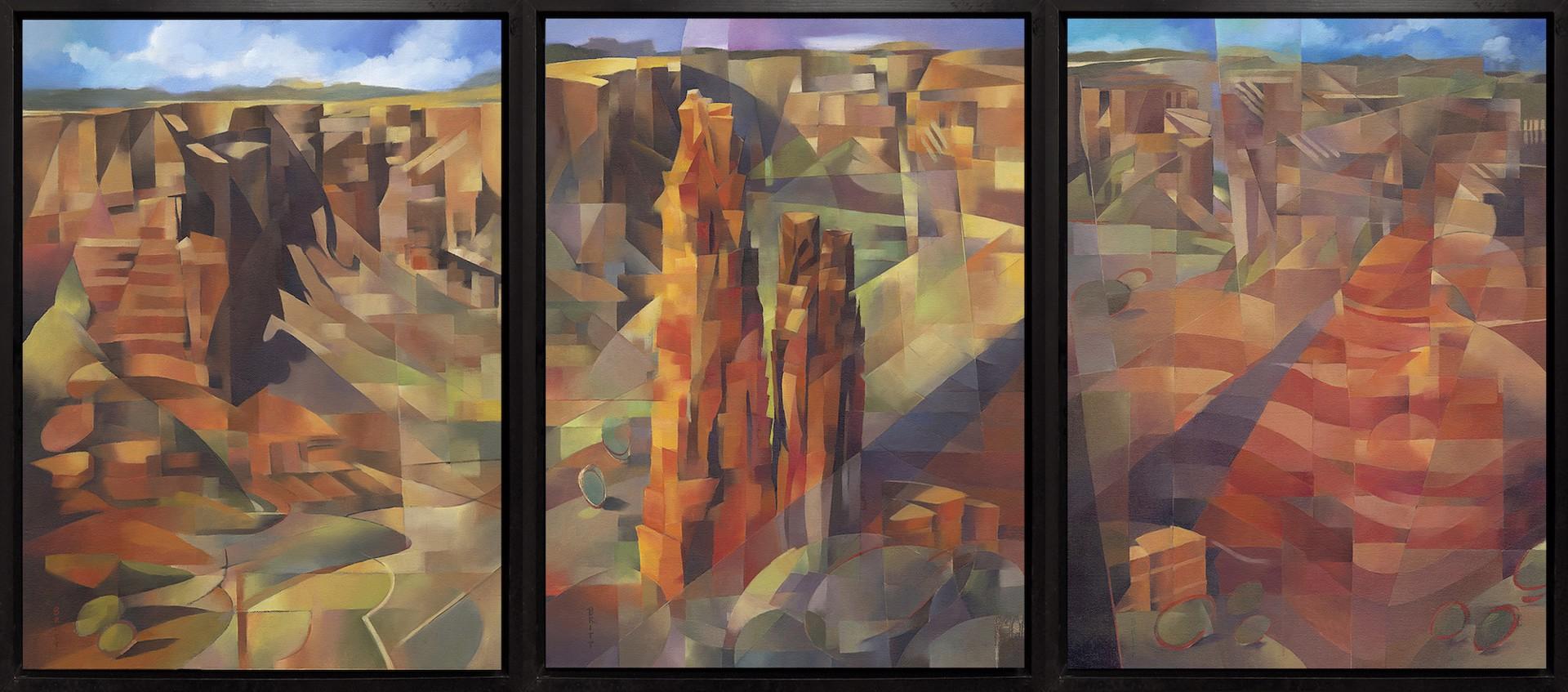 Canyon de Chelly 3 by Stephanie Britt