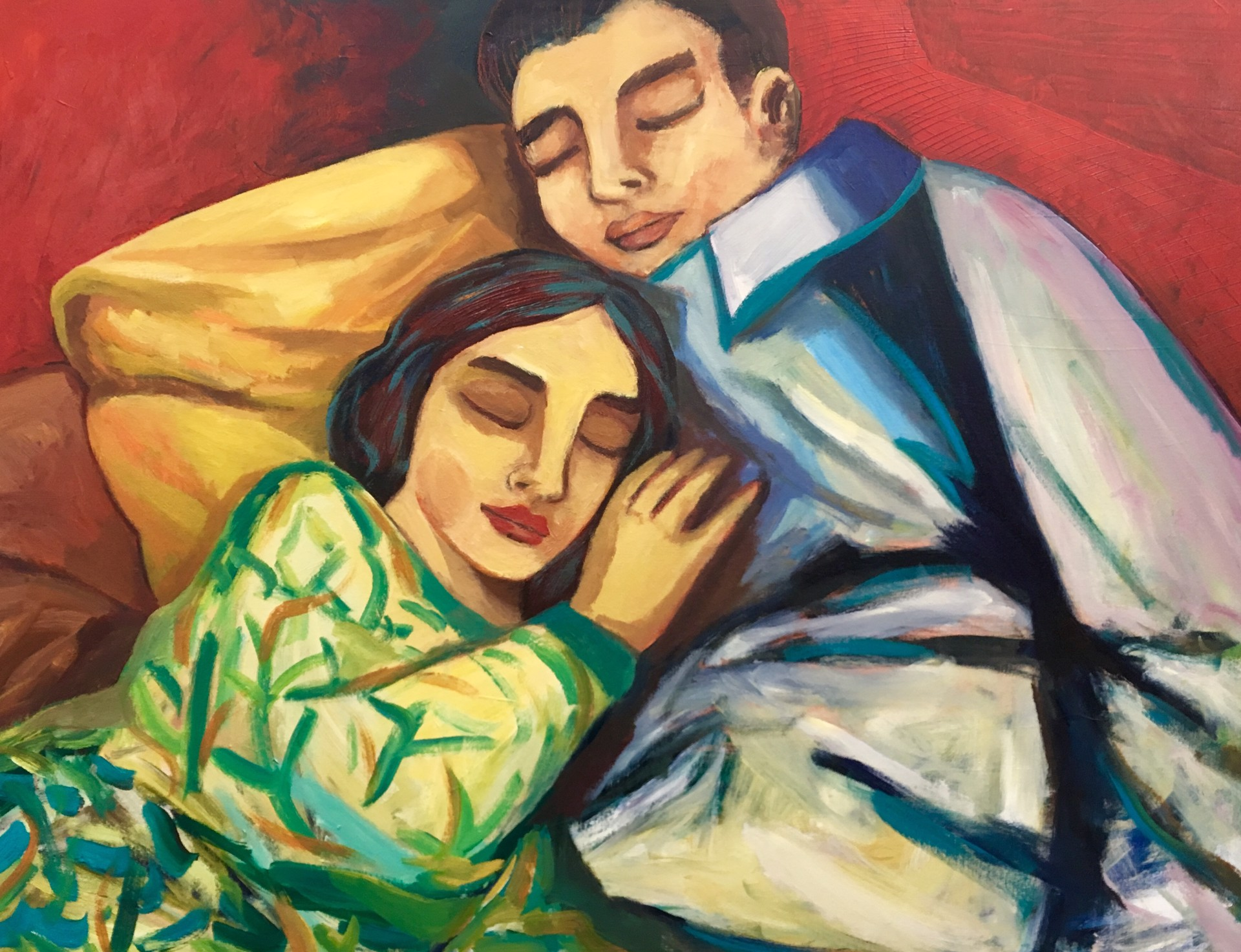 My Sweet Earthen Shelter by William Hernandez