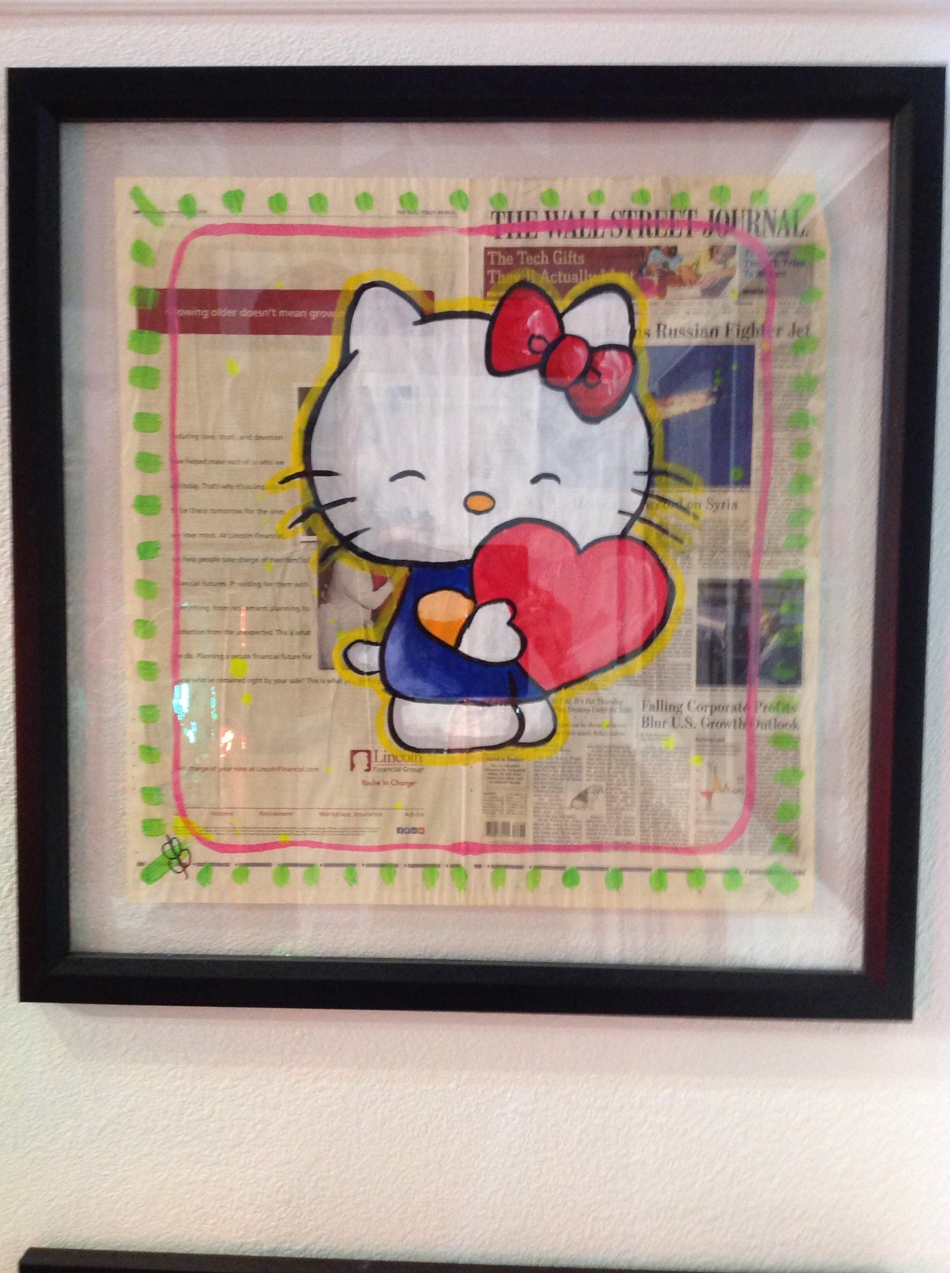 WSJ Series Hello Kitty by Elena Bulatova