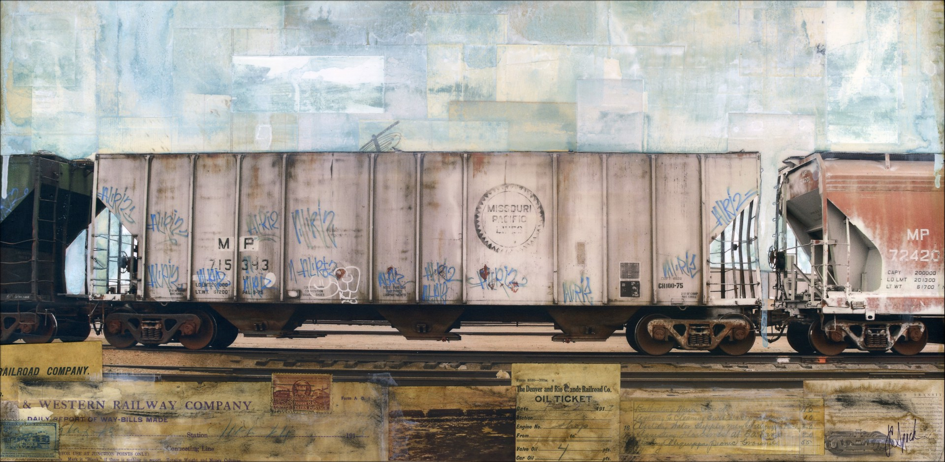 Missouri Pacific by JC Spock