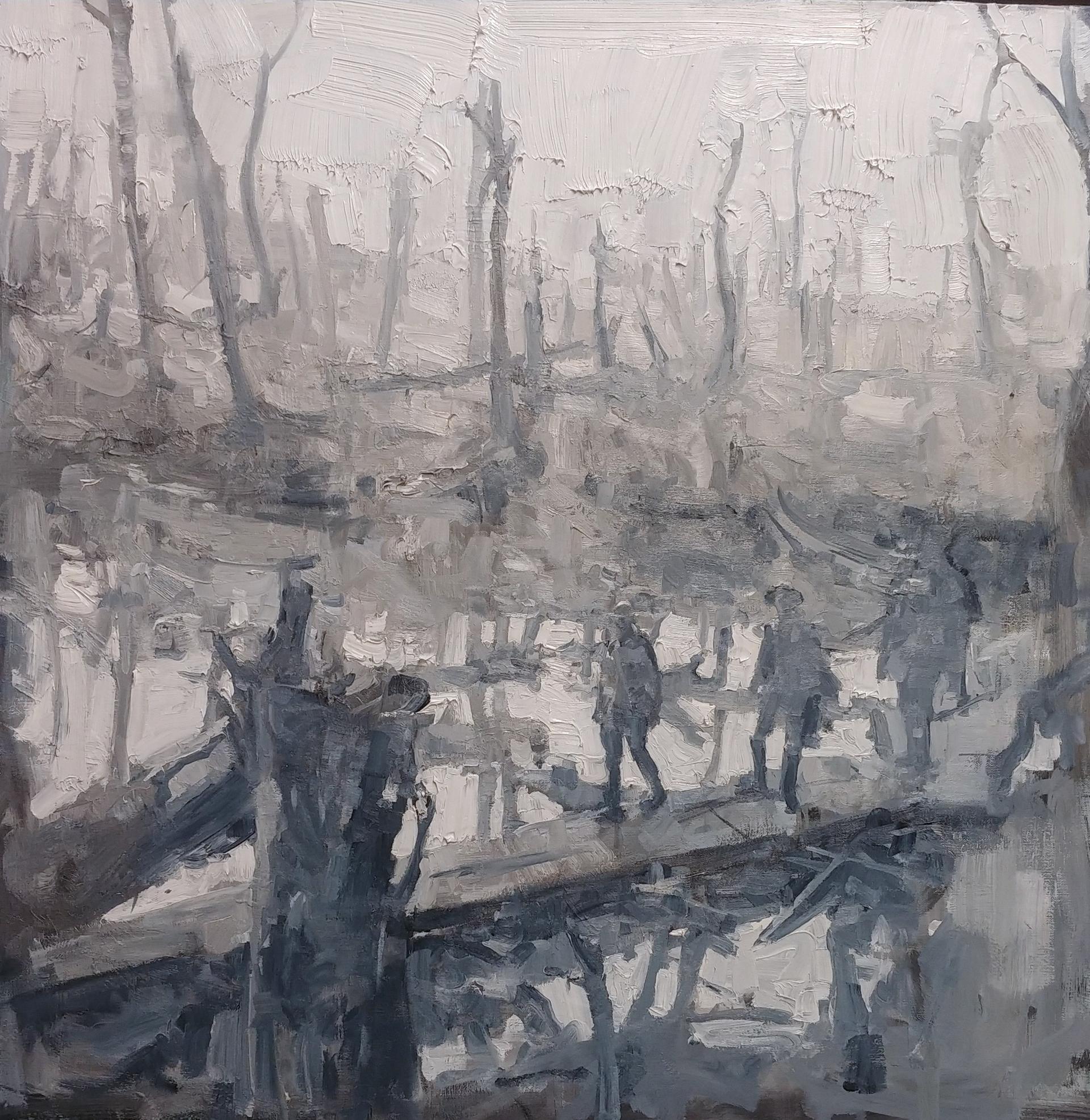 A Century Ago by Mikael Olson