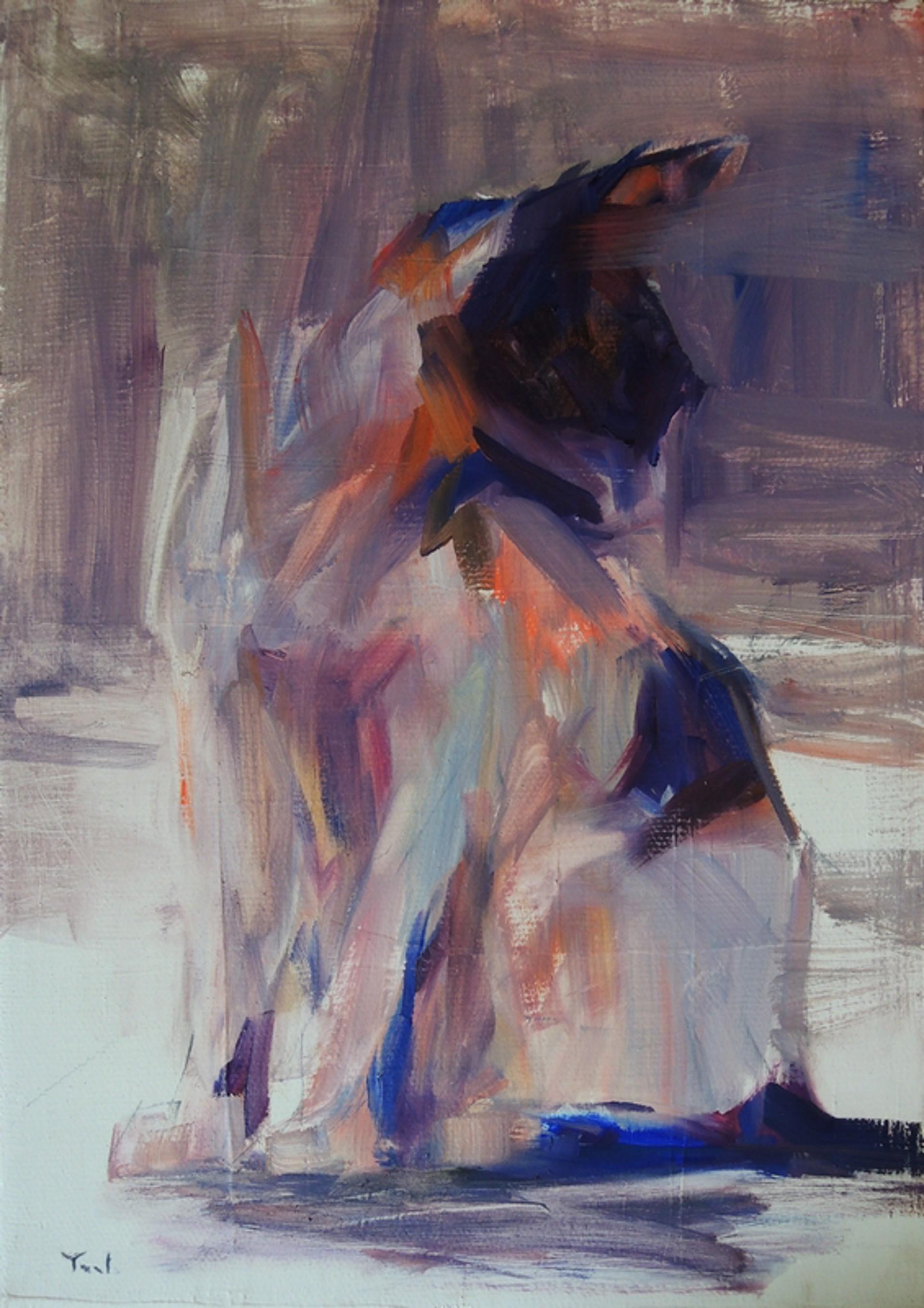 Demure by Yael Maimon