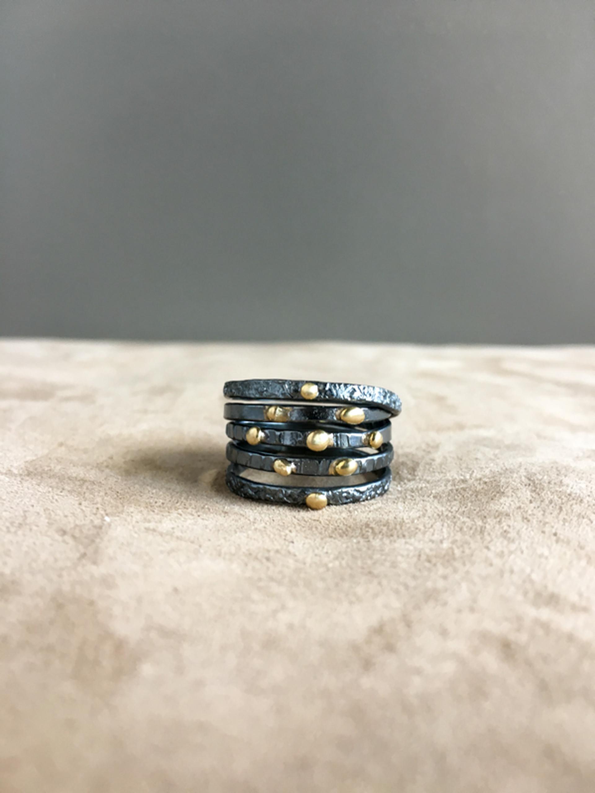 1388-3 Ring by Donna Burdic