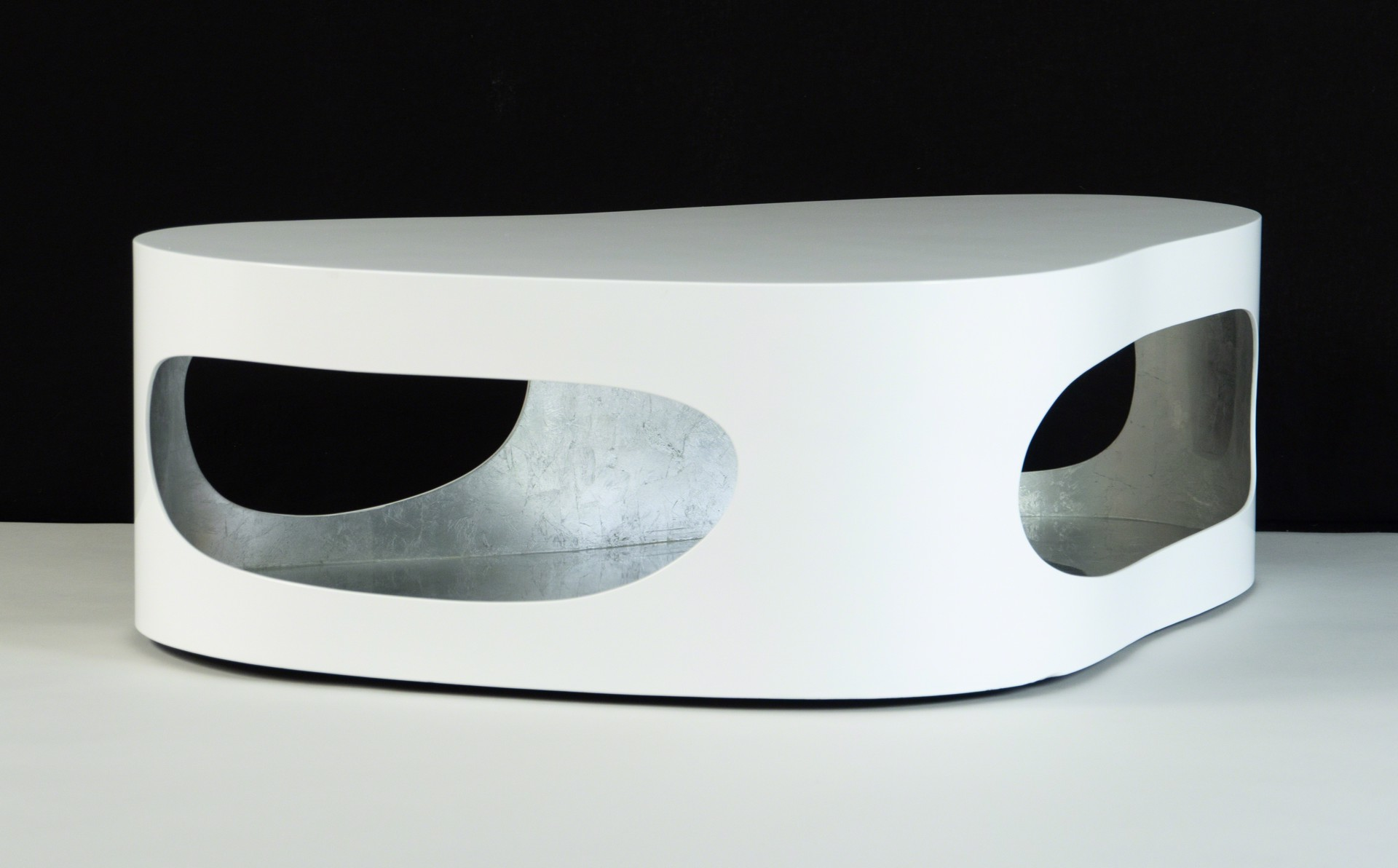 """Cloud Corsica""  Coffee table  by Jacques Jarrige"