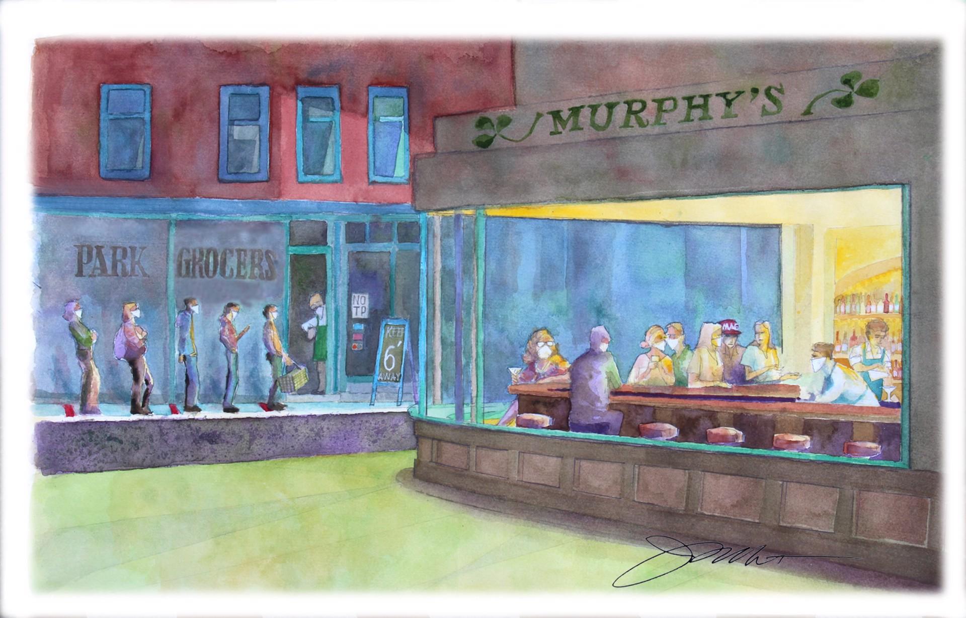 Murphy's 2020 by John Gilbert