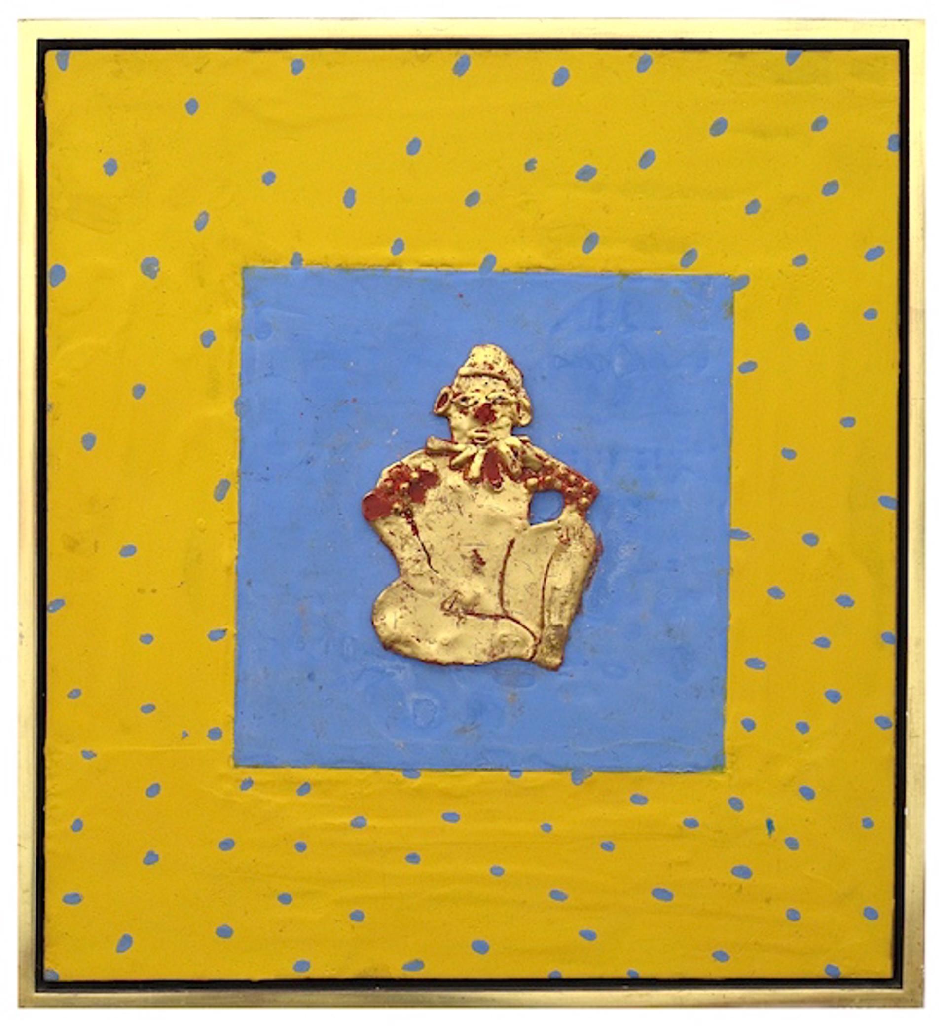 Gold Artifact by James Havard
