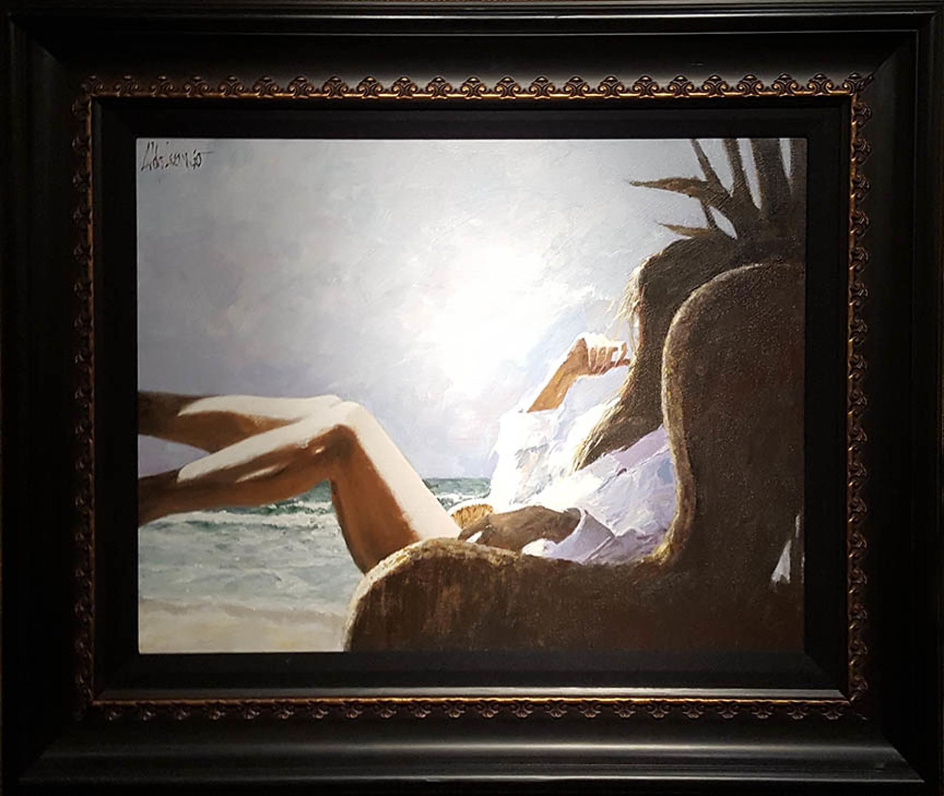 Memories Of Maui by Aldo Luongo