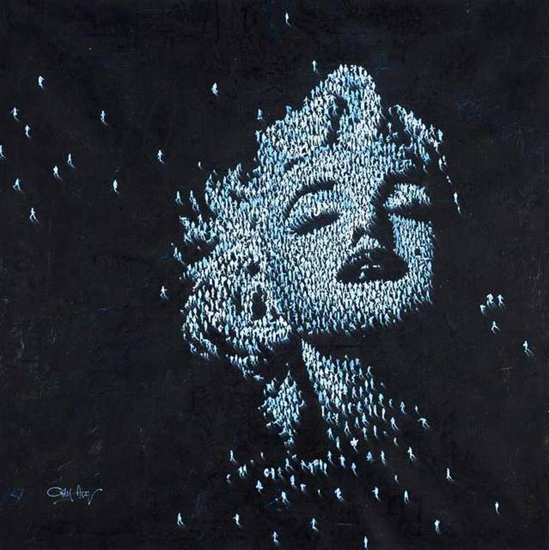 Dream Big (Marilyn Monroe) by Craig Alan