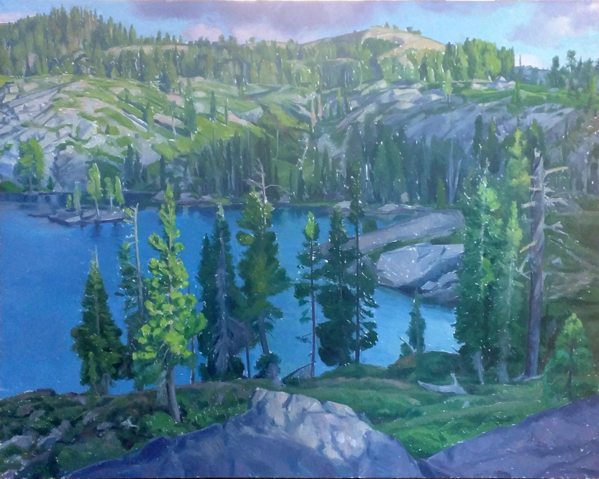 Big Bear Lake by Ocean Quigley