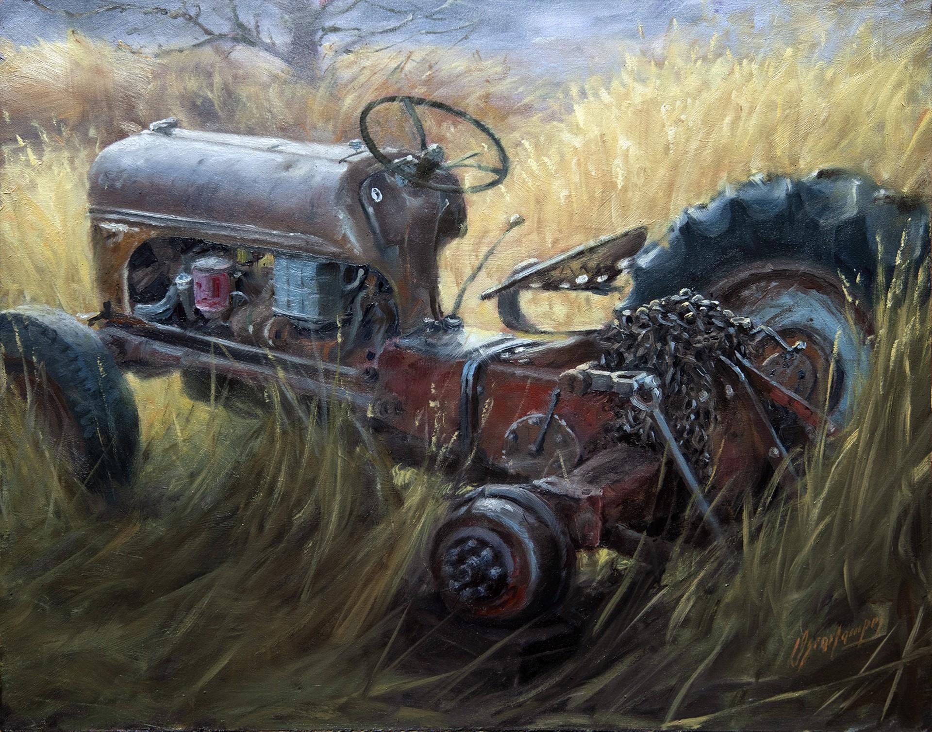 On a Long Break by Oscar Campos