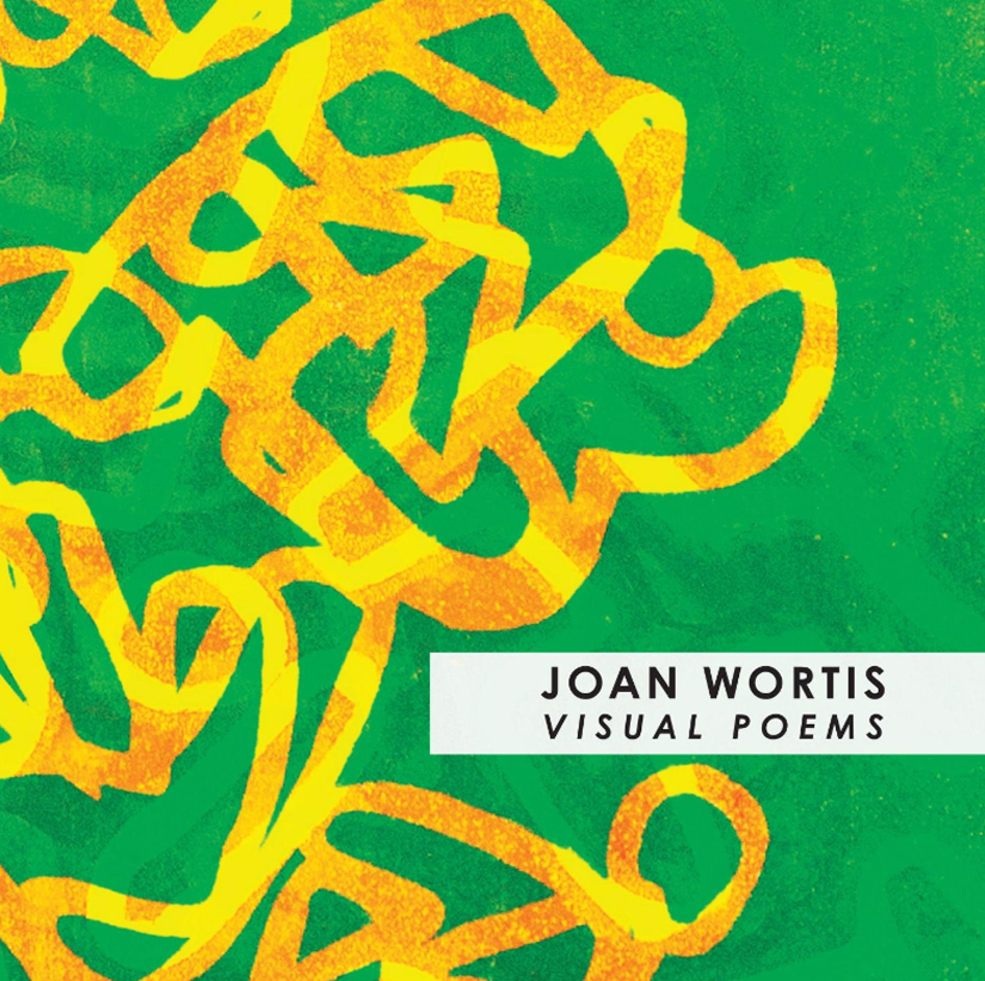 Visual Poems | exhibition catalog by Joan Wortis