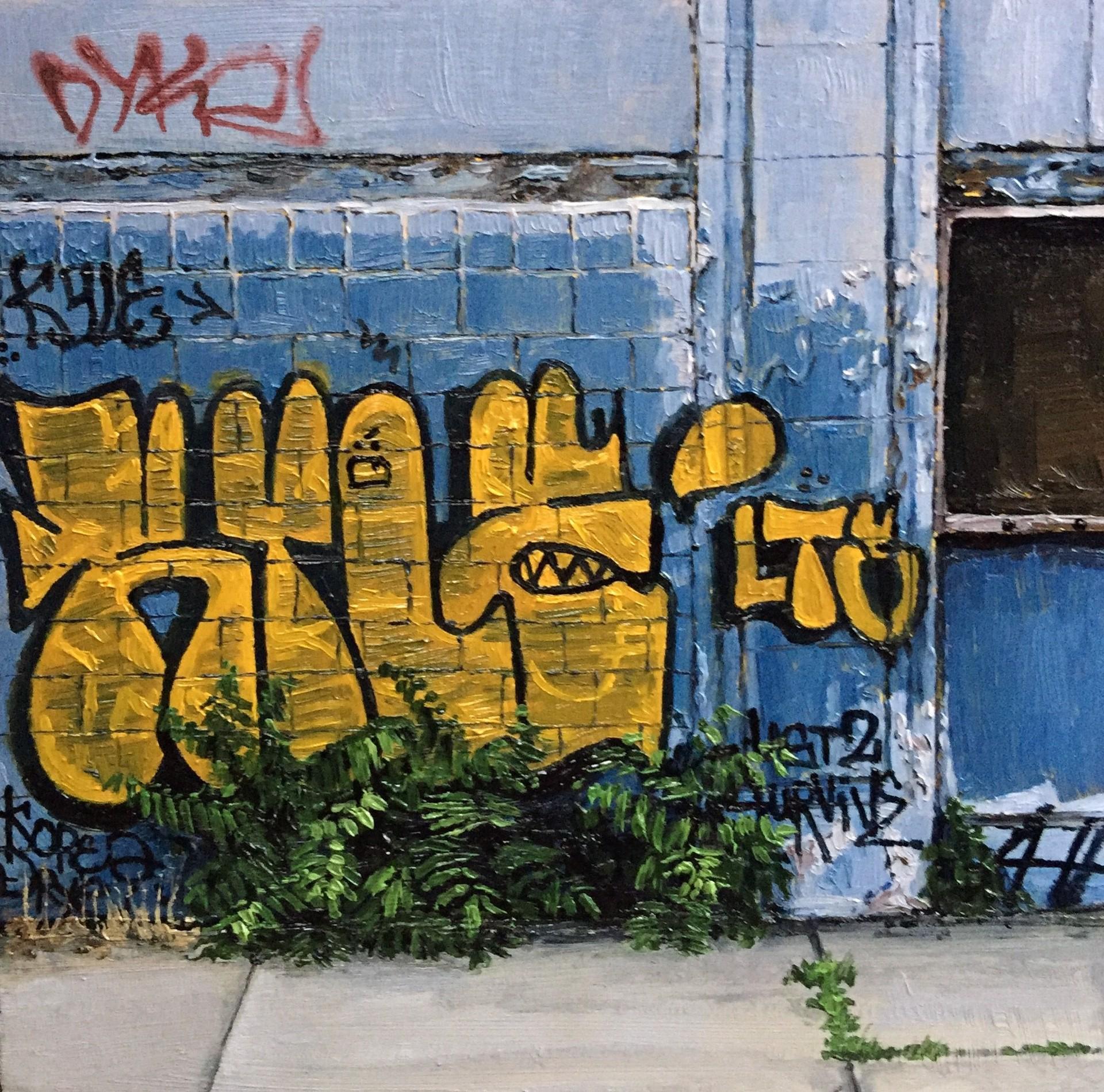 Kyle by Stephanie Buer