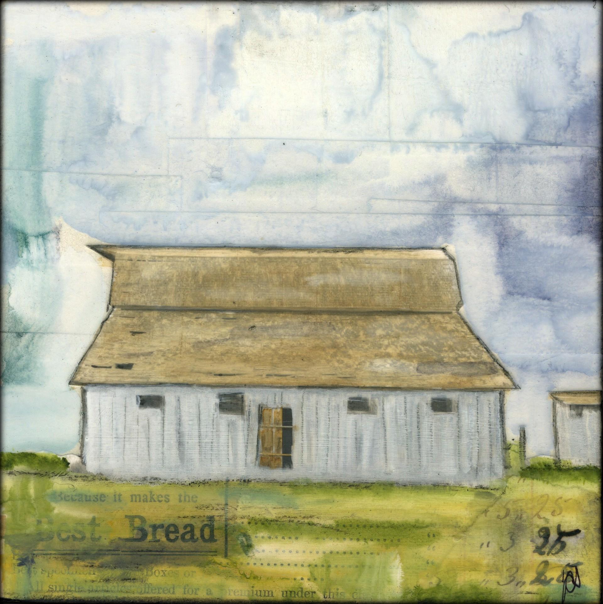 Western Barn IV by JC Spock