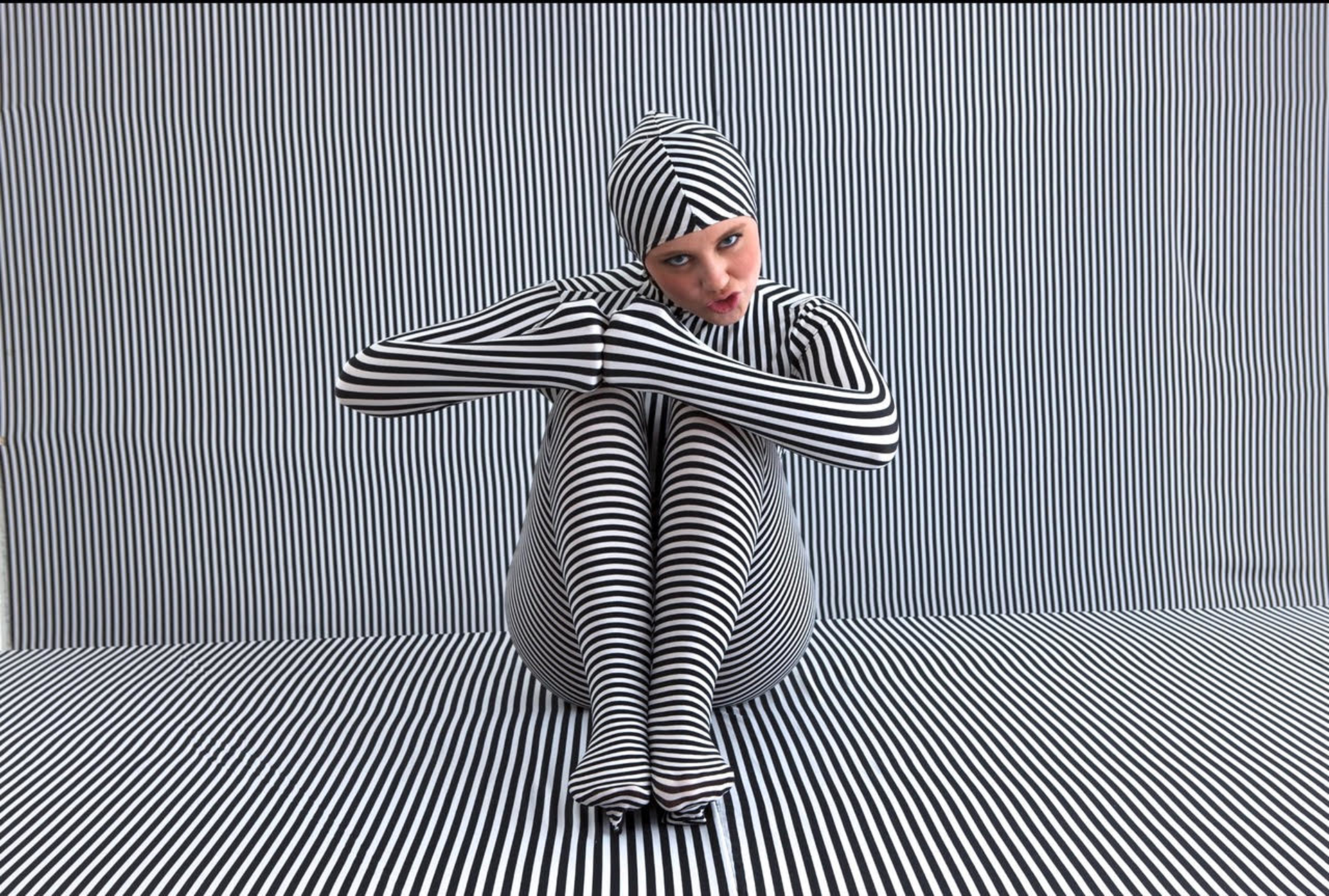 Stripe Study I by Parish Kohanim