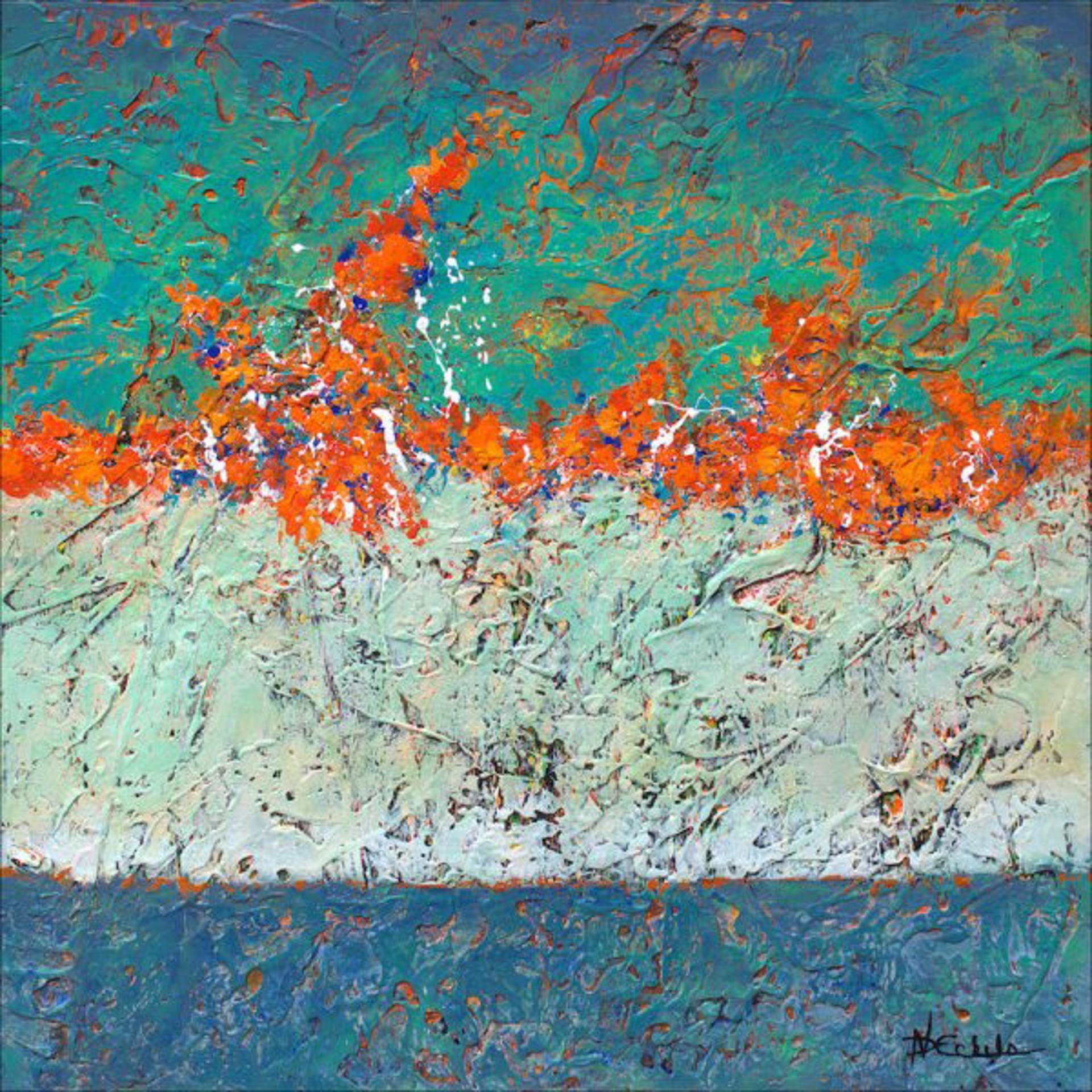 Stirred Up by Nancy Eckels