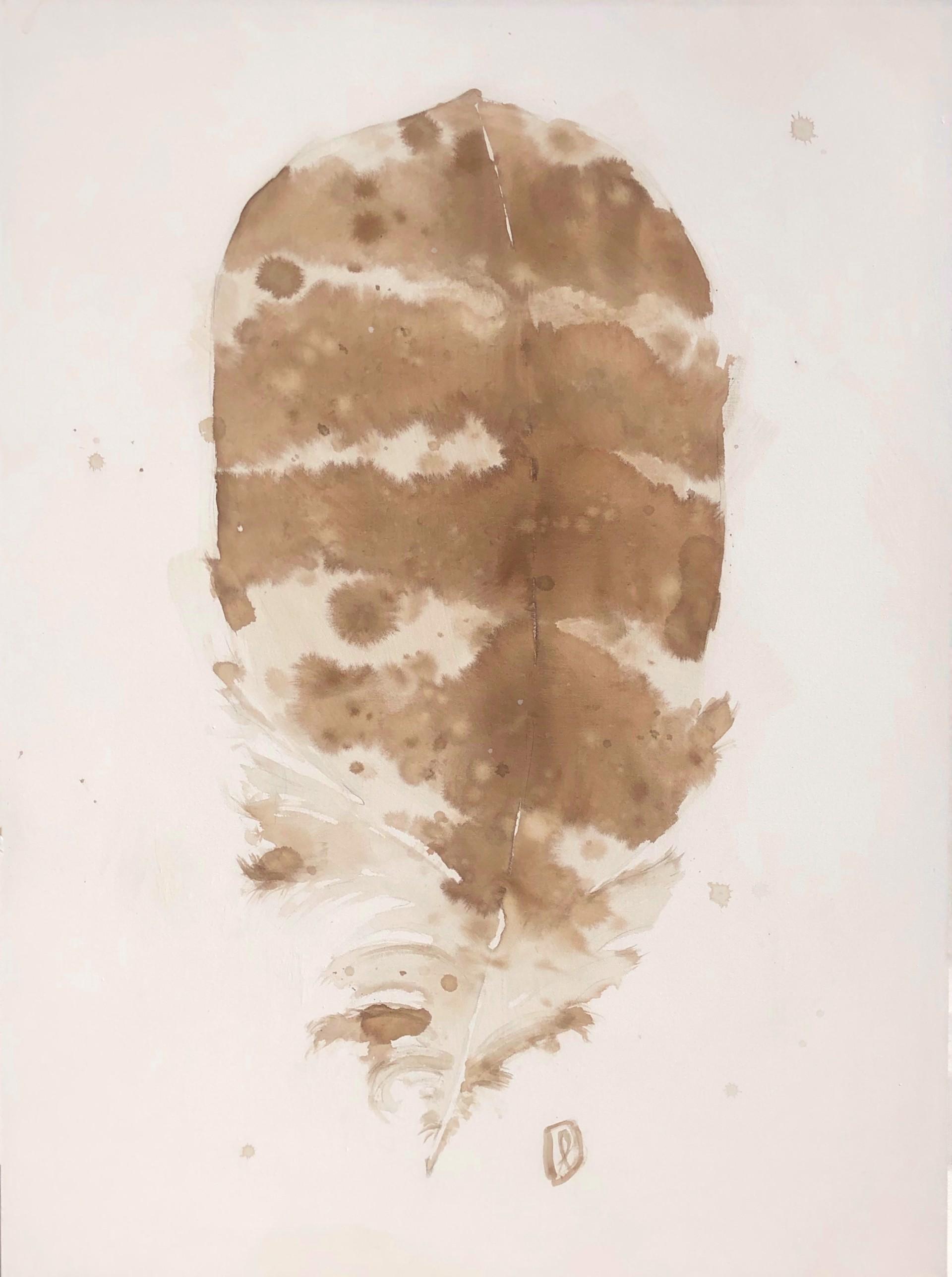 Soft Pinion II by Laura Roebuck