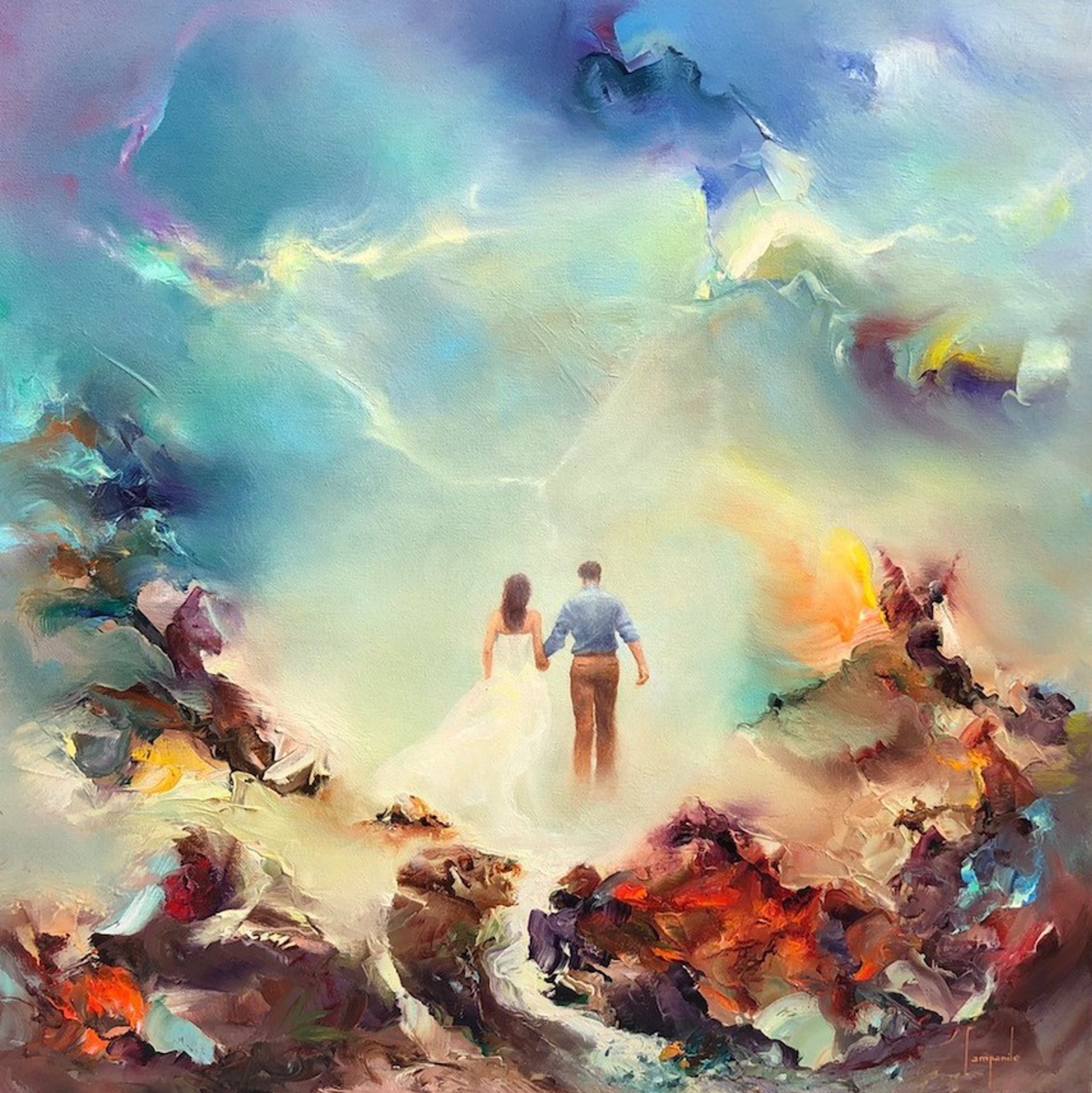 Beyond Love by Dario Campanile