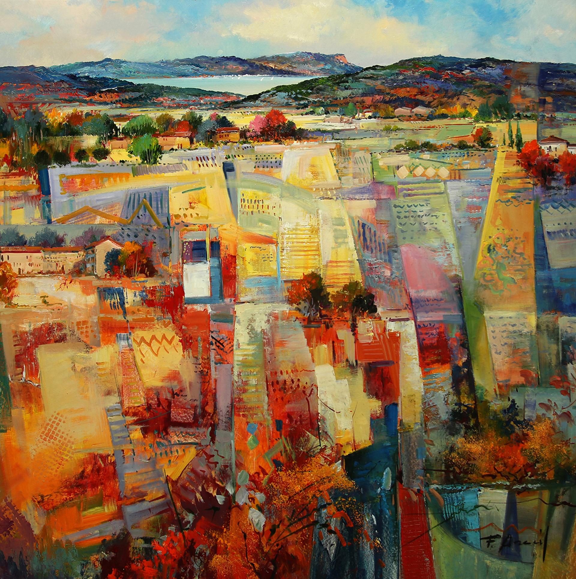 Bountiful  by Fernando Aracil