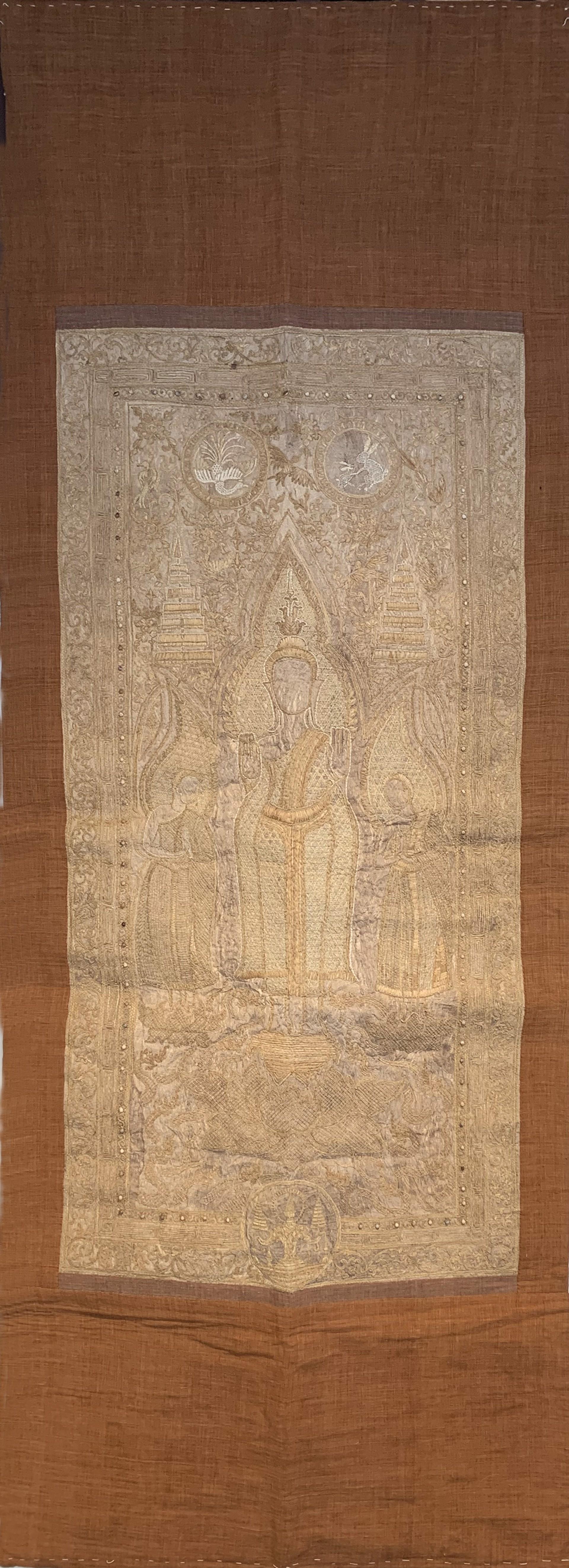 Pha Phabot Tantra Screen by Tiao Nithakhong Somsanith