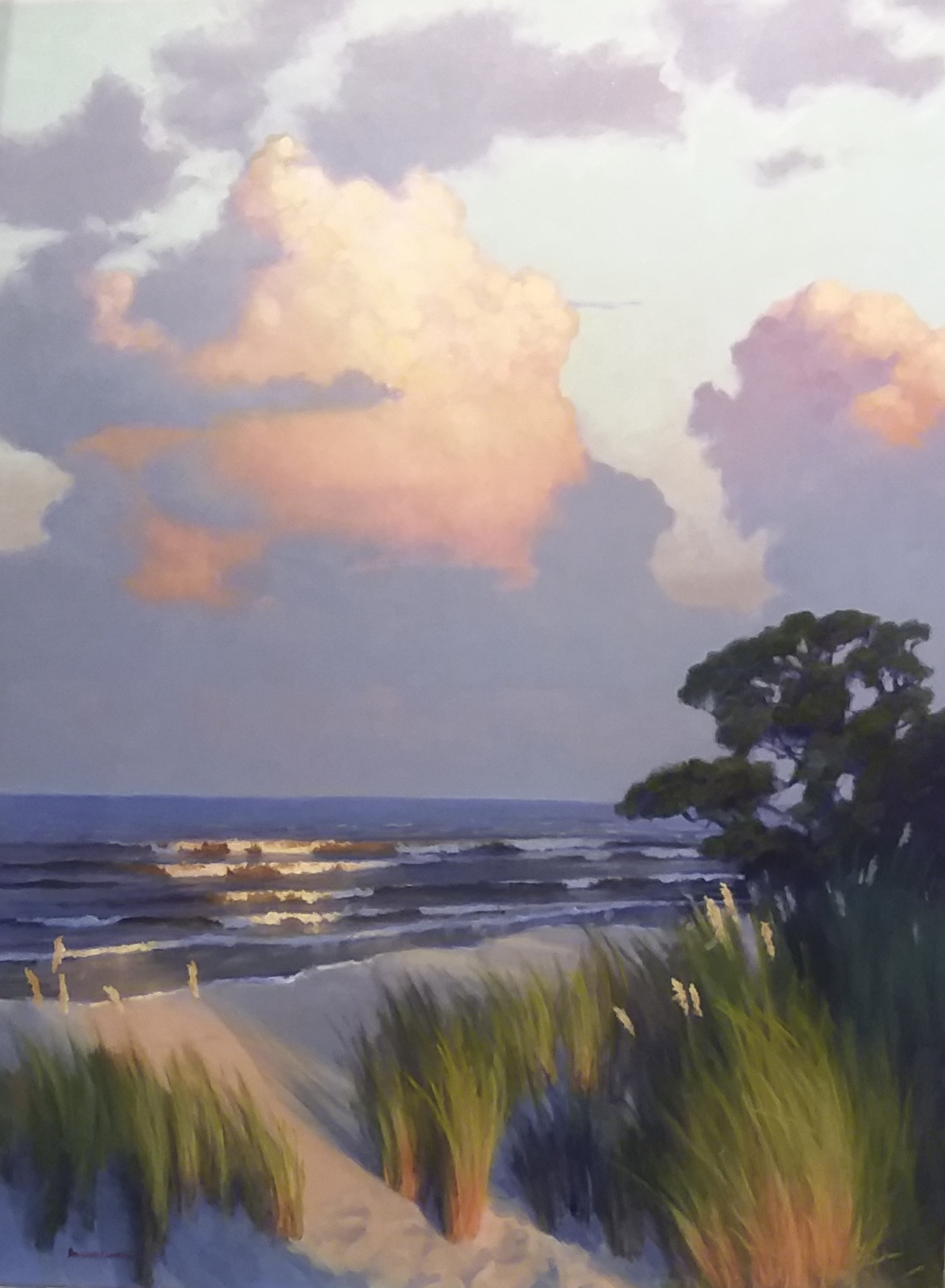 Golden Isles Evening by ARMAND CABRERA