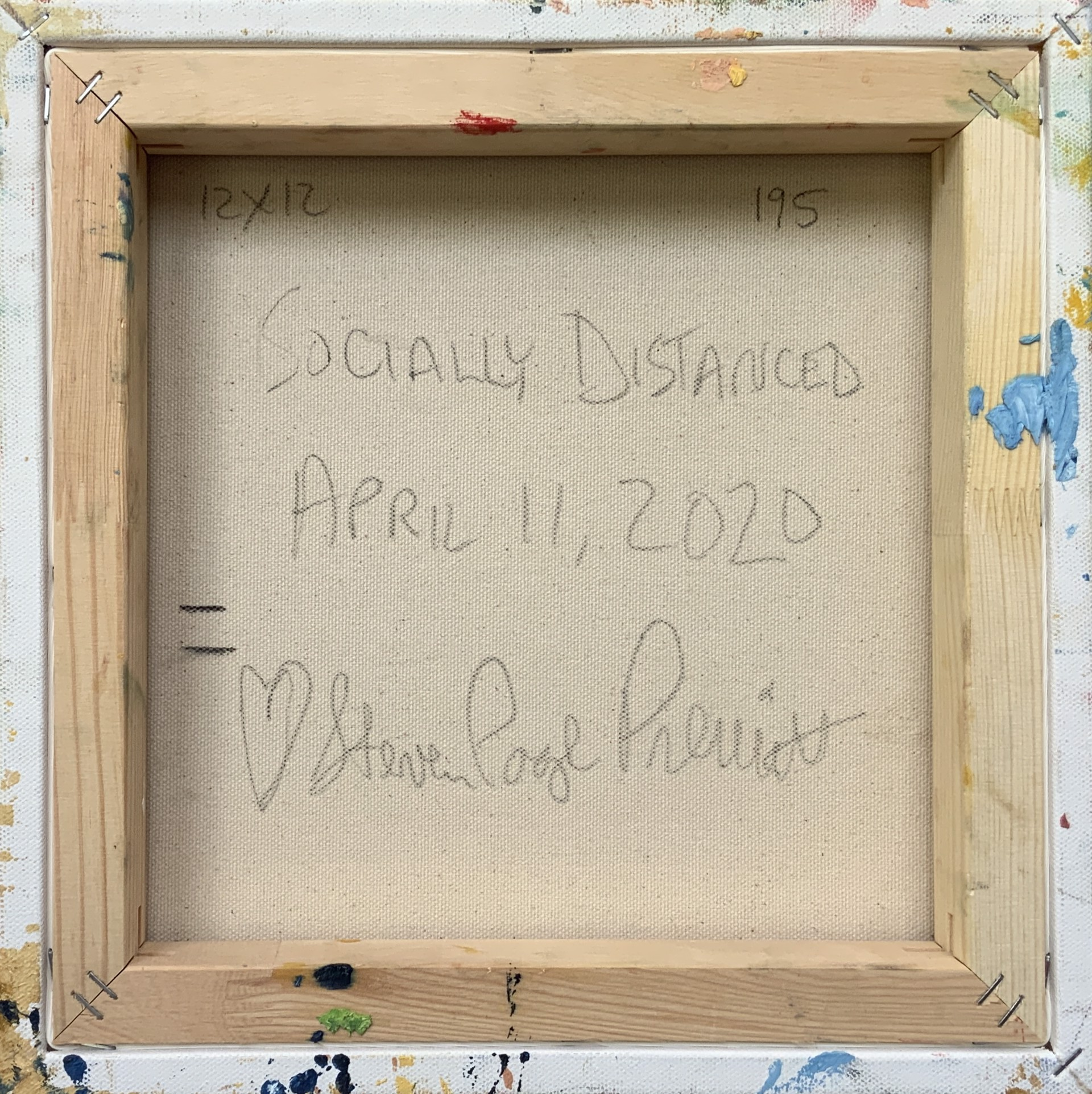 Socially Distanced 11 by Steven Page Prewitt
