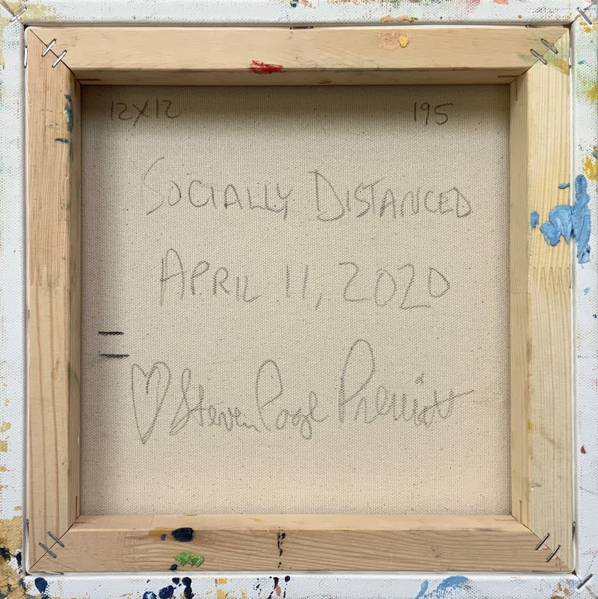 Socially Distanced 11 by stevenpage prewitt
