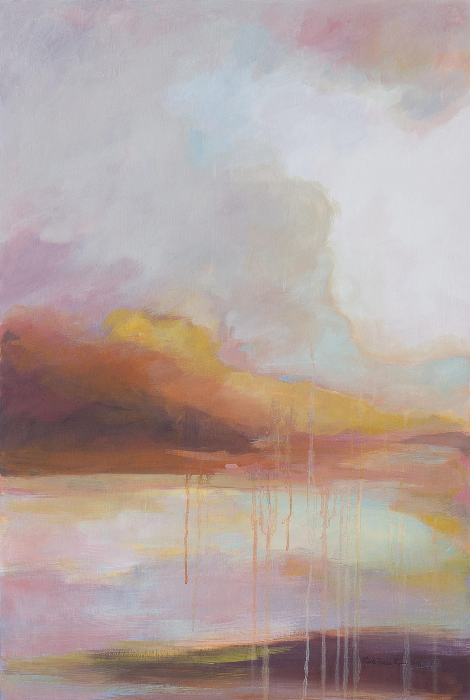 The Murmur in the Air, Go Nowhere by Nicole Renee Ryan