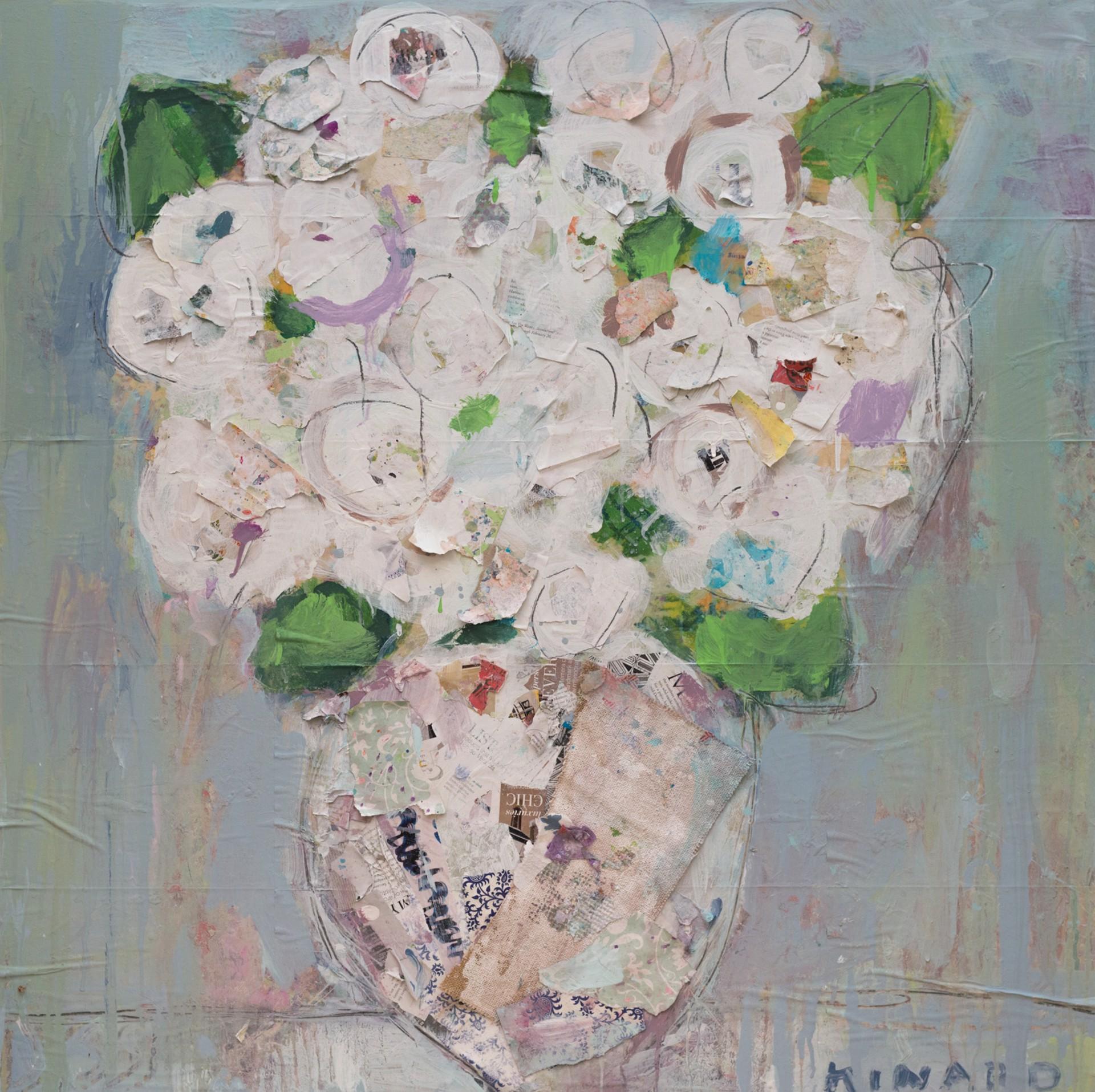 Hydrangea Love by Christy Kinard