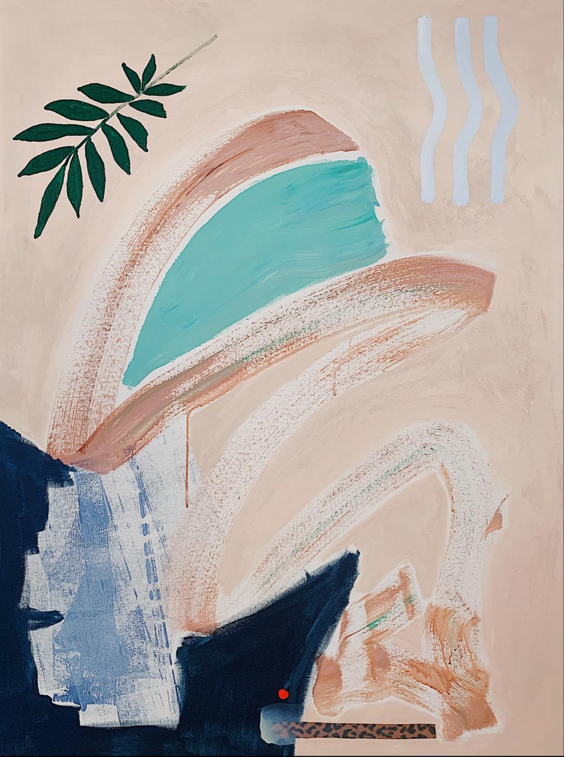 Sea Island Wake & Bake by Kathleen Jones