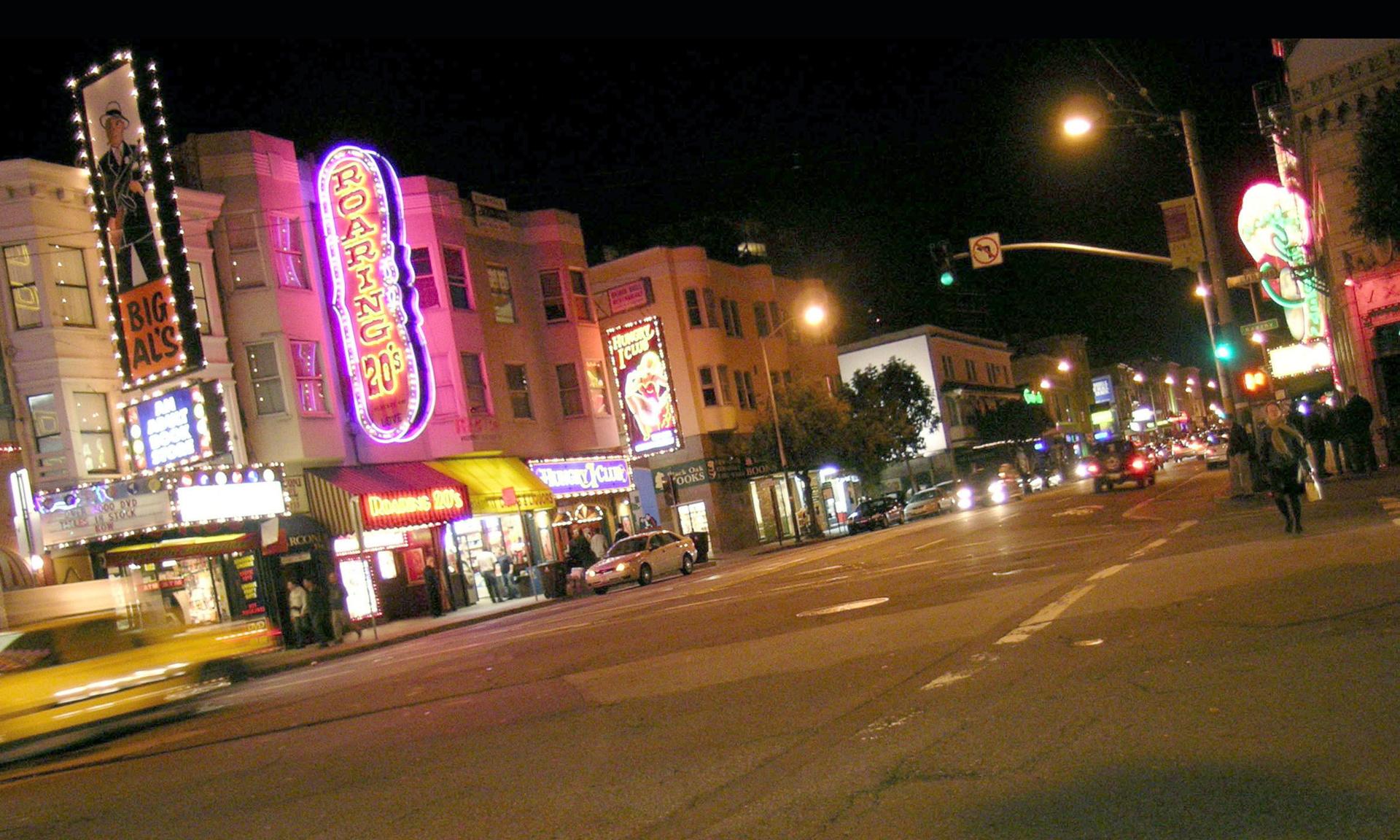 Broadway, S.F. by Nobuhito Tanaka