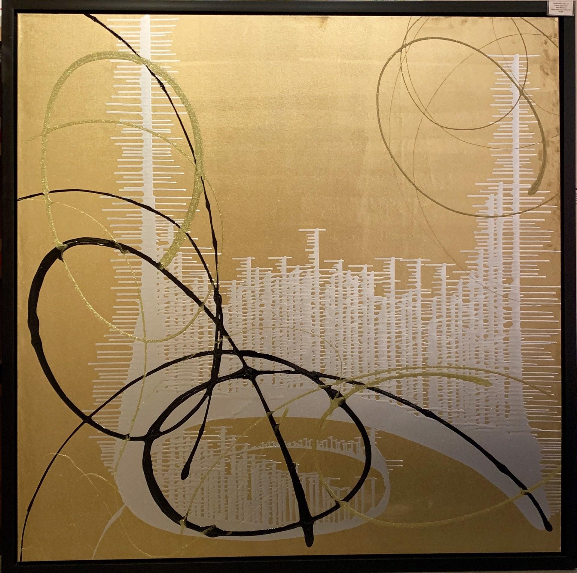 """Golden Impressions"" by Elena Bulatova"