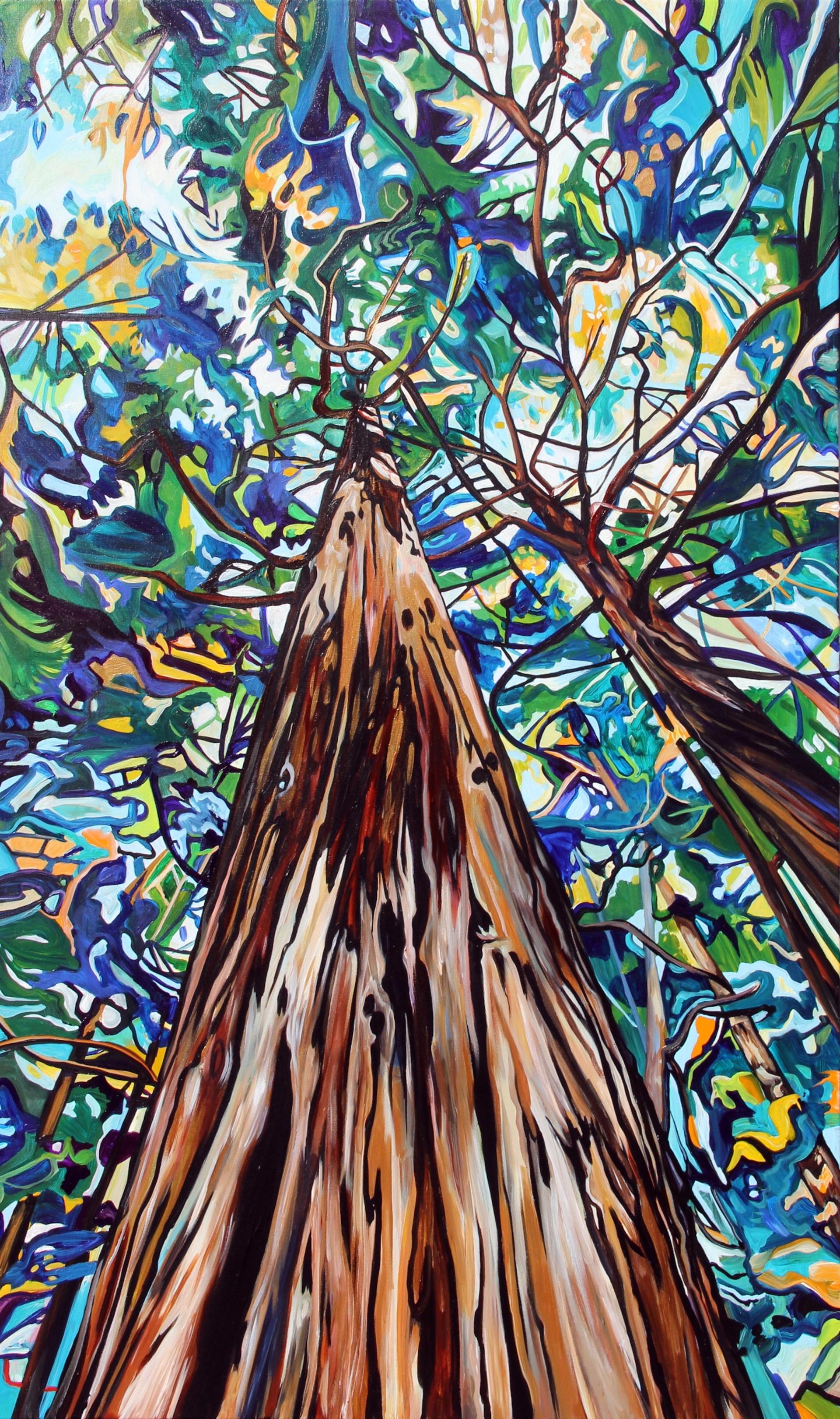 Gold Cedar by Taralee Guild