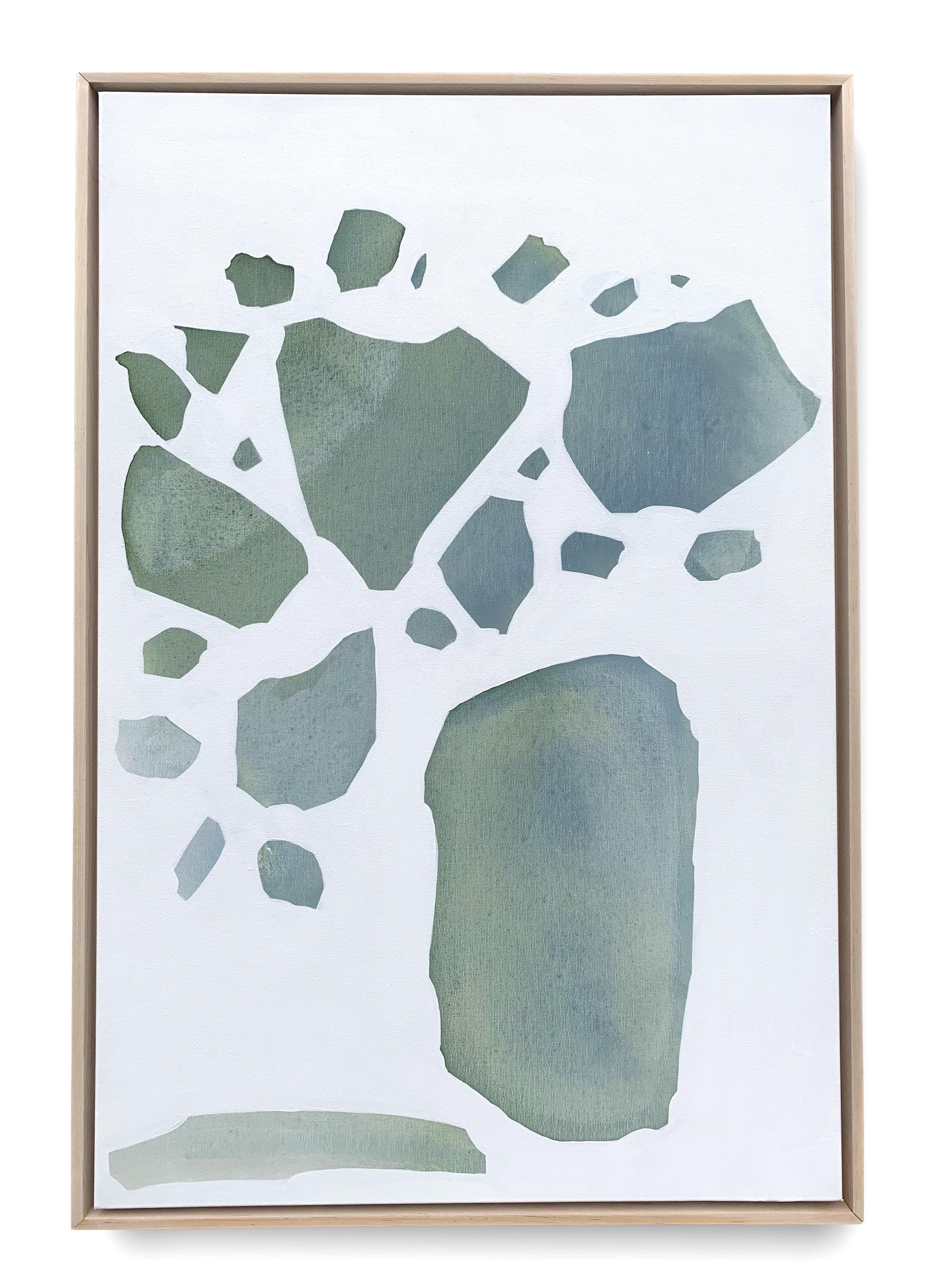 fragmented still - ii by Kit Porter