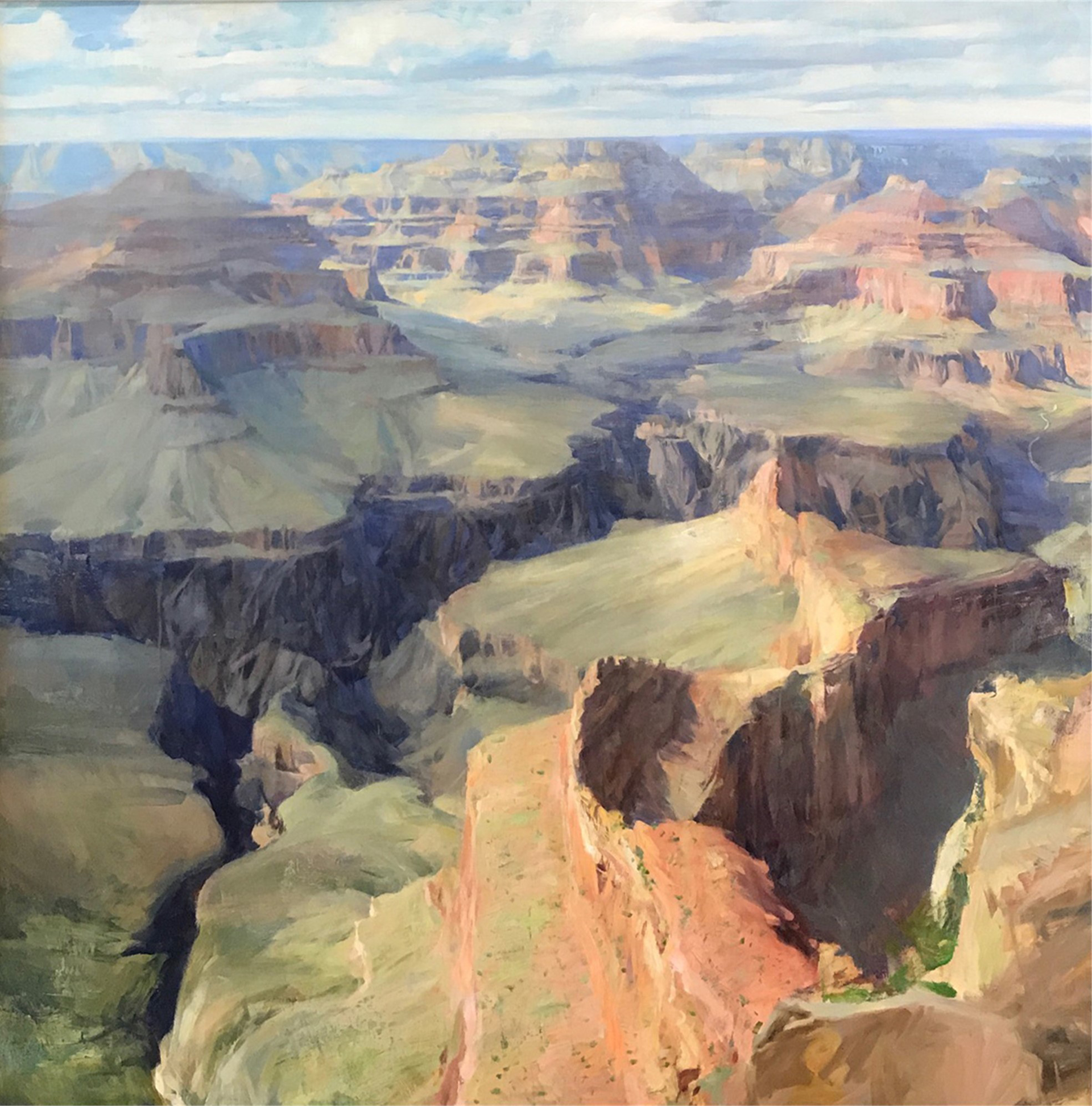 Grand Canyon in May by Quang Ho