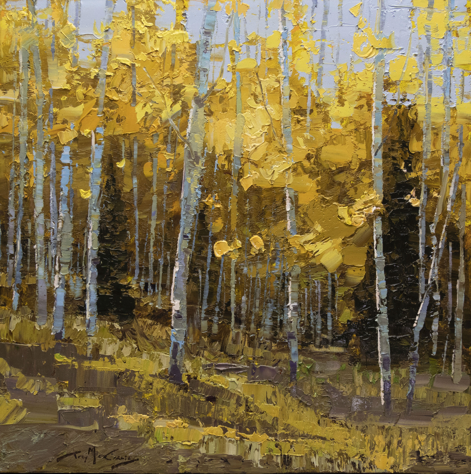 Golden Hour by Trey McCarley