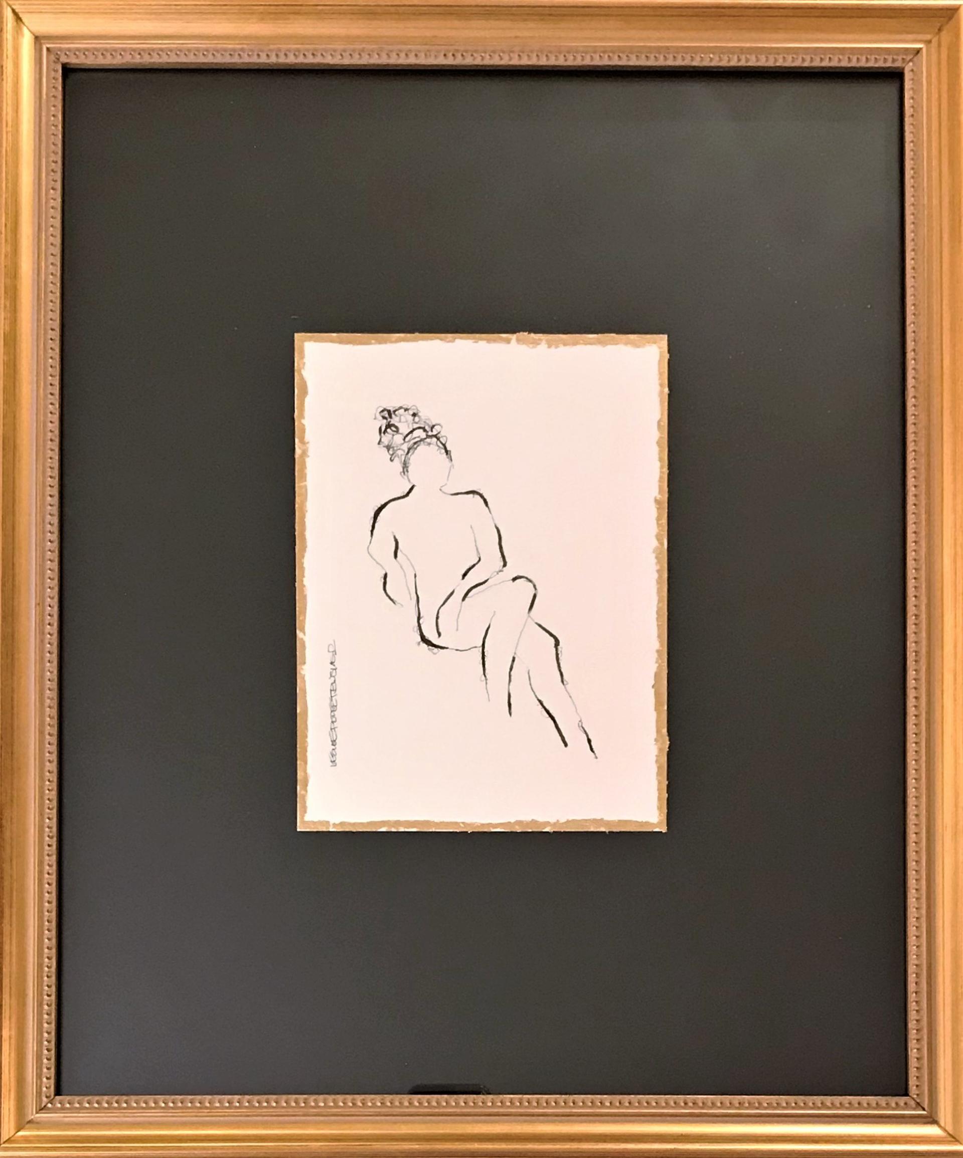 Figure No. 152 by Leslie Poteet Busker
