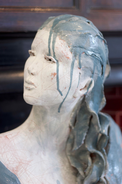 Presence - Terracotta by Ann Goodfellow