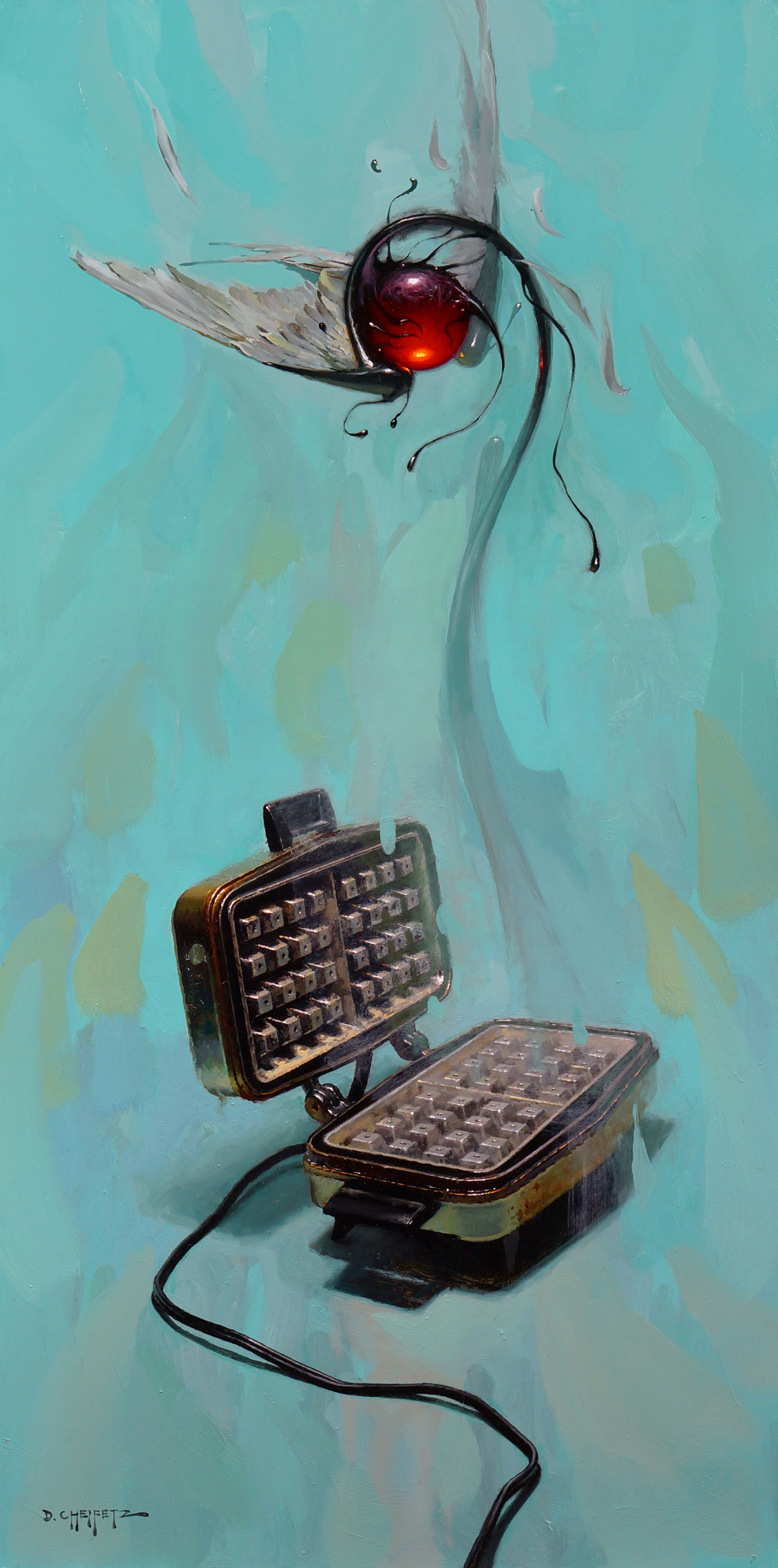 Ghost in the Machine by David Cheifetz