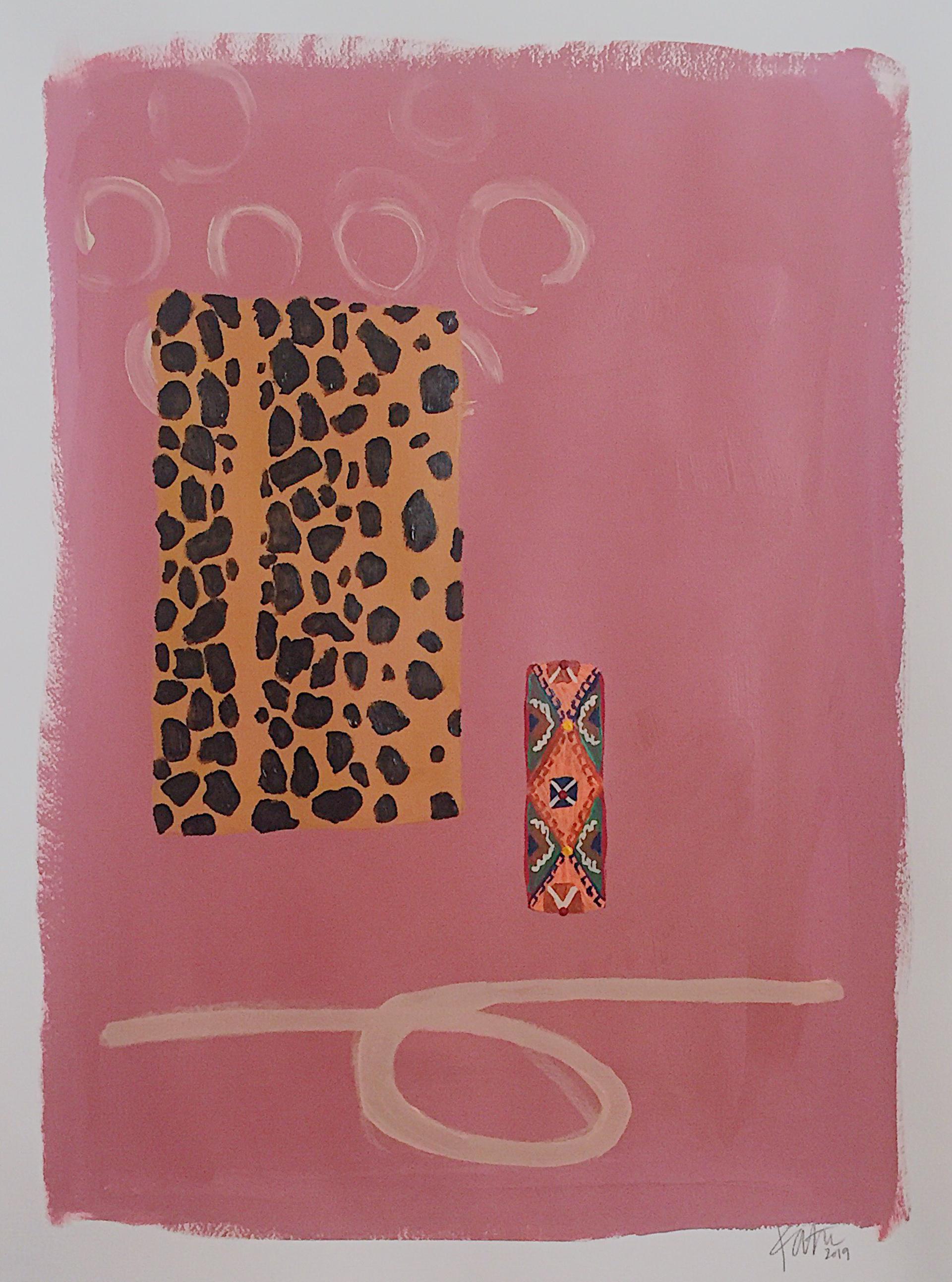 SHAPES IV by Kathleen Jones