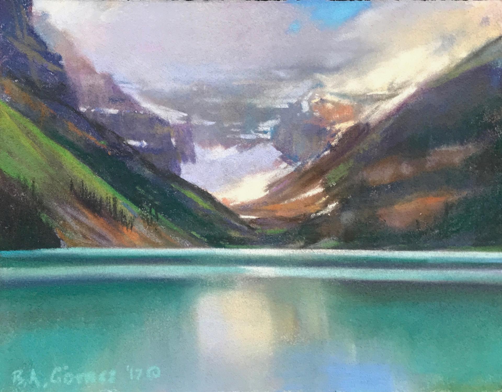 Lake Louise by Bruce A Gómez