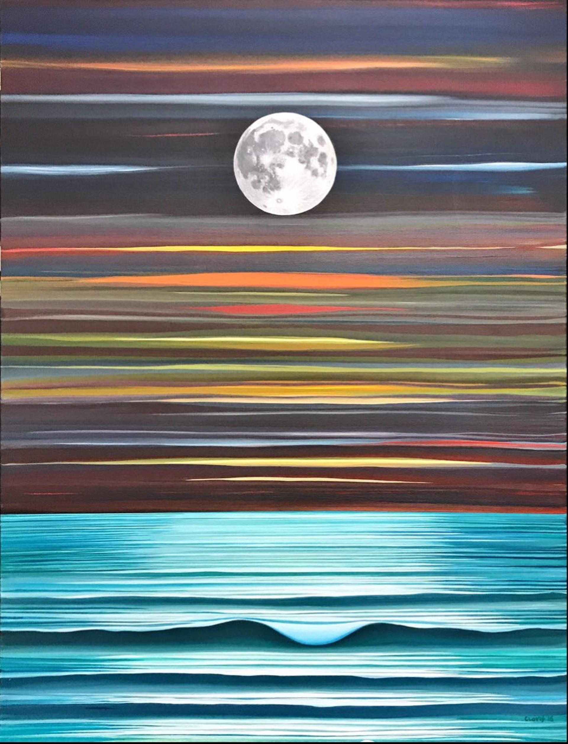 Moon Shiner by Burke Malcom