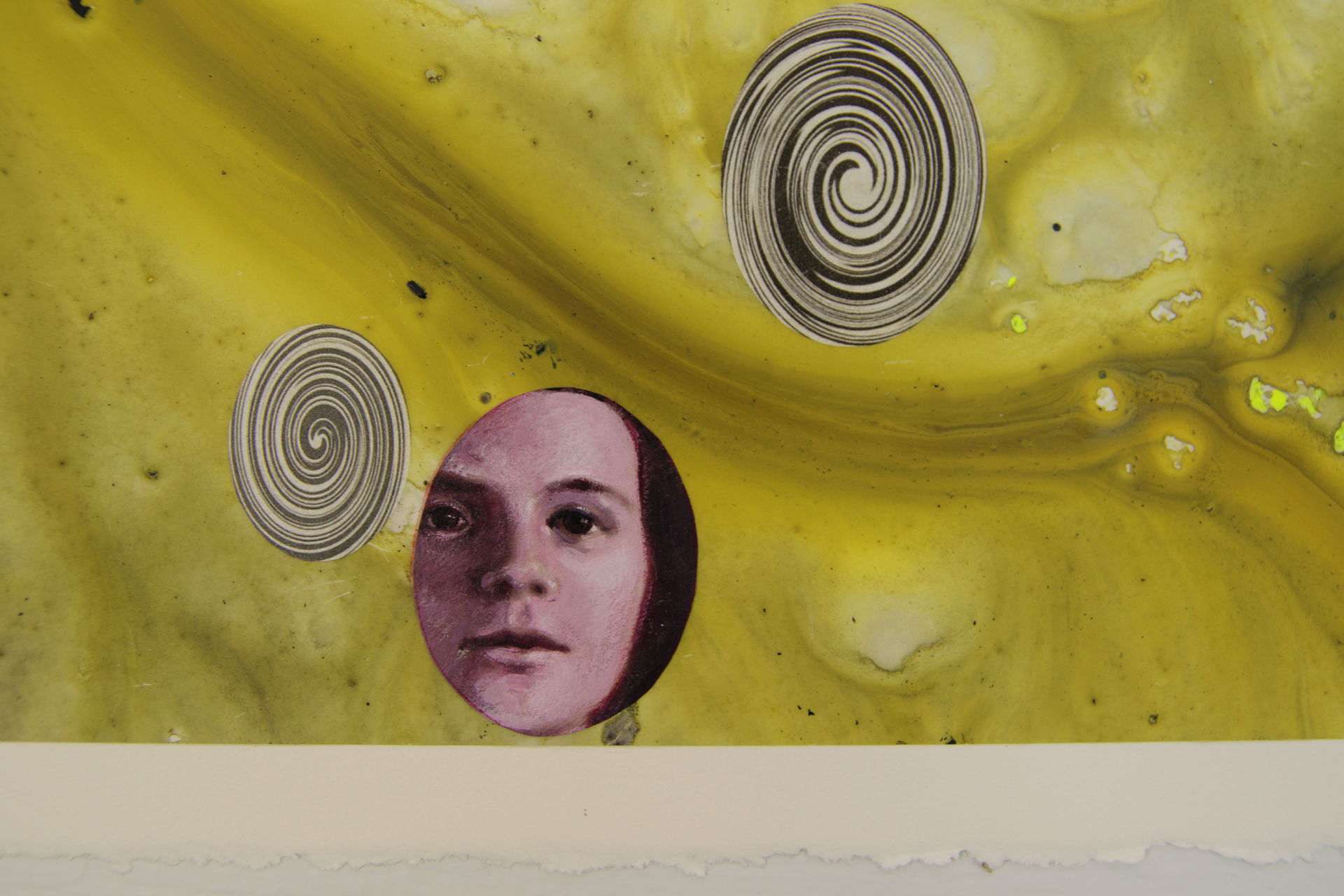 Blind Spots/Sophie Scholl by Patricia Bellan-Gillen