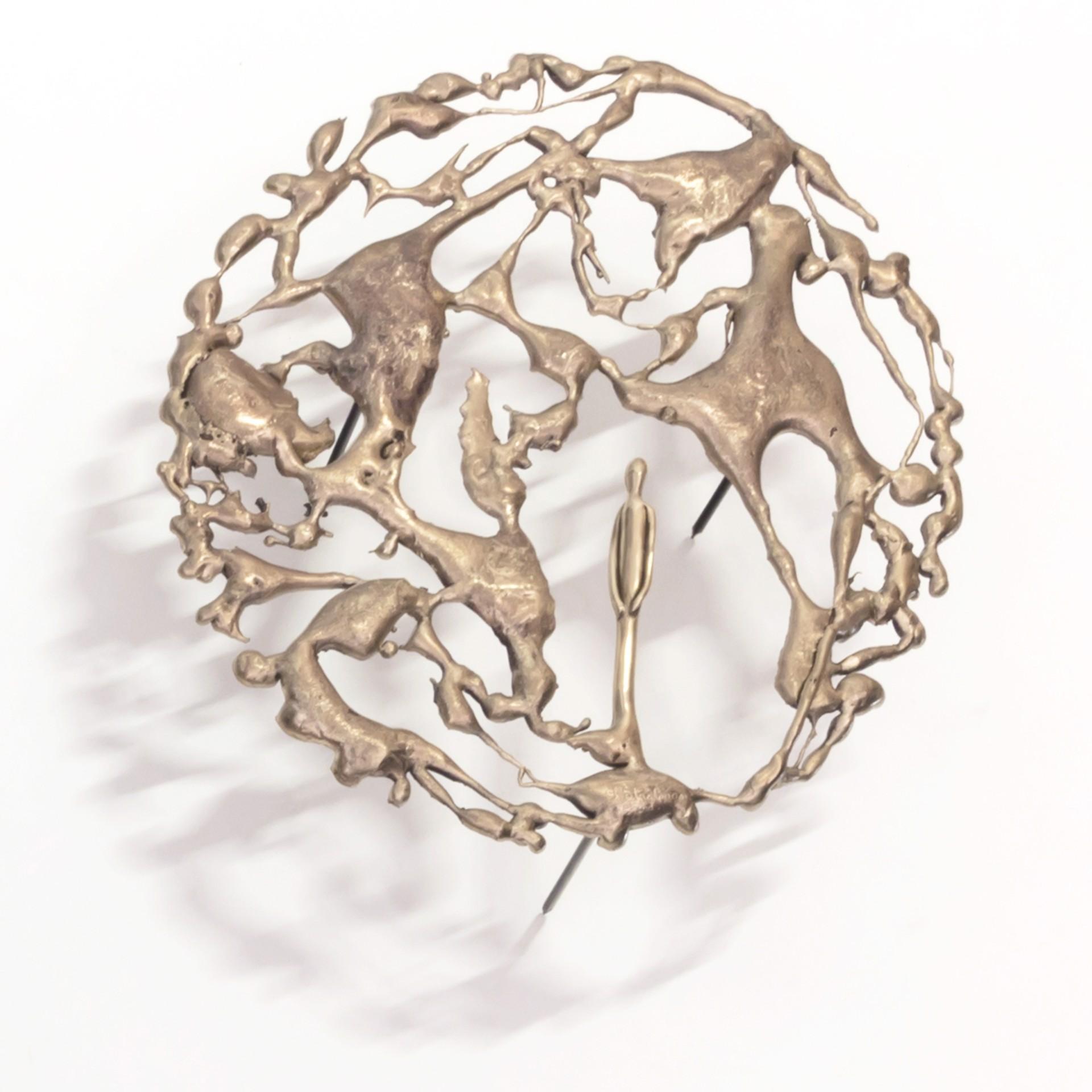 "The Gravity Between Us (10"") by Jennyfer Stratman"