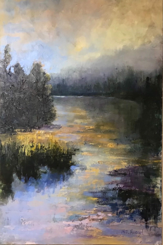 Remission I by Mary Jane Huegel