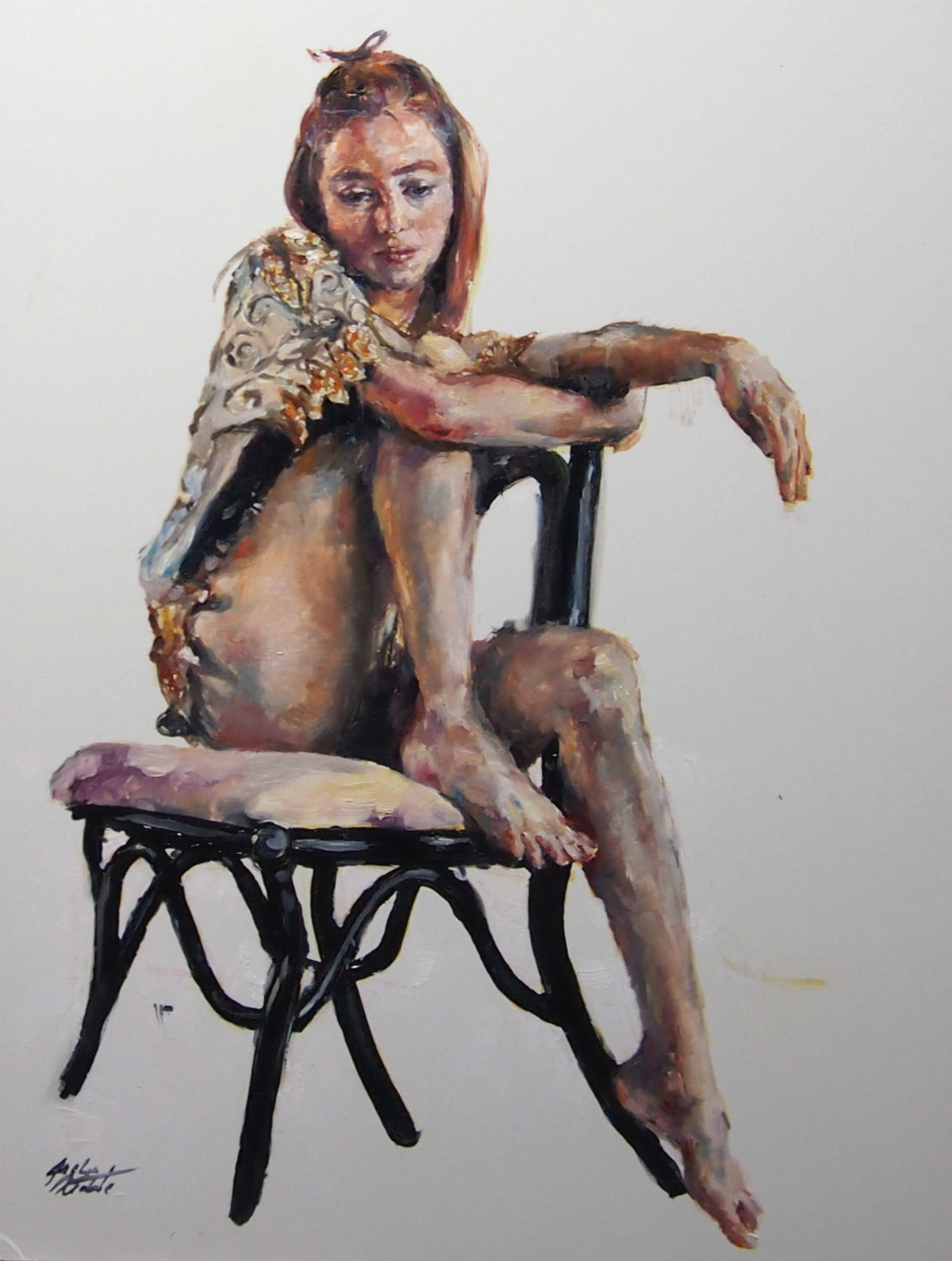Pellucid by Jaclyn Alderete