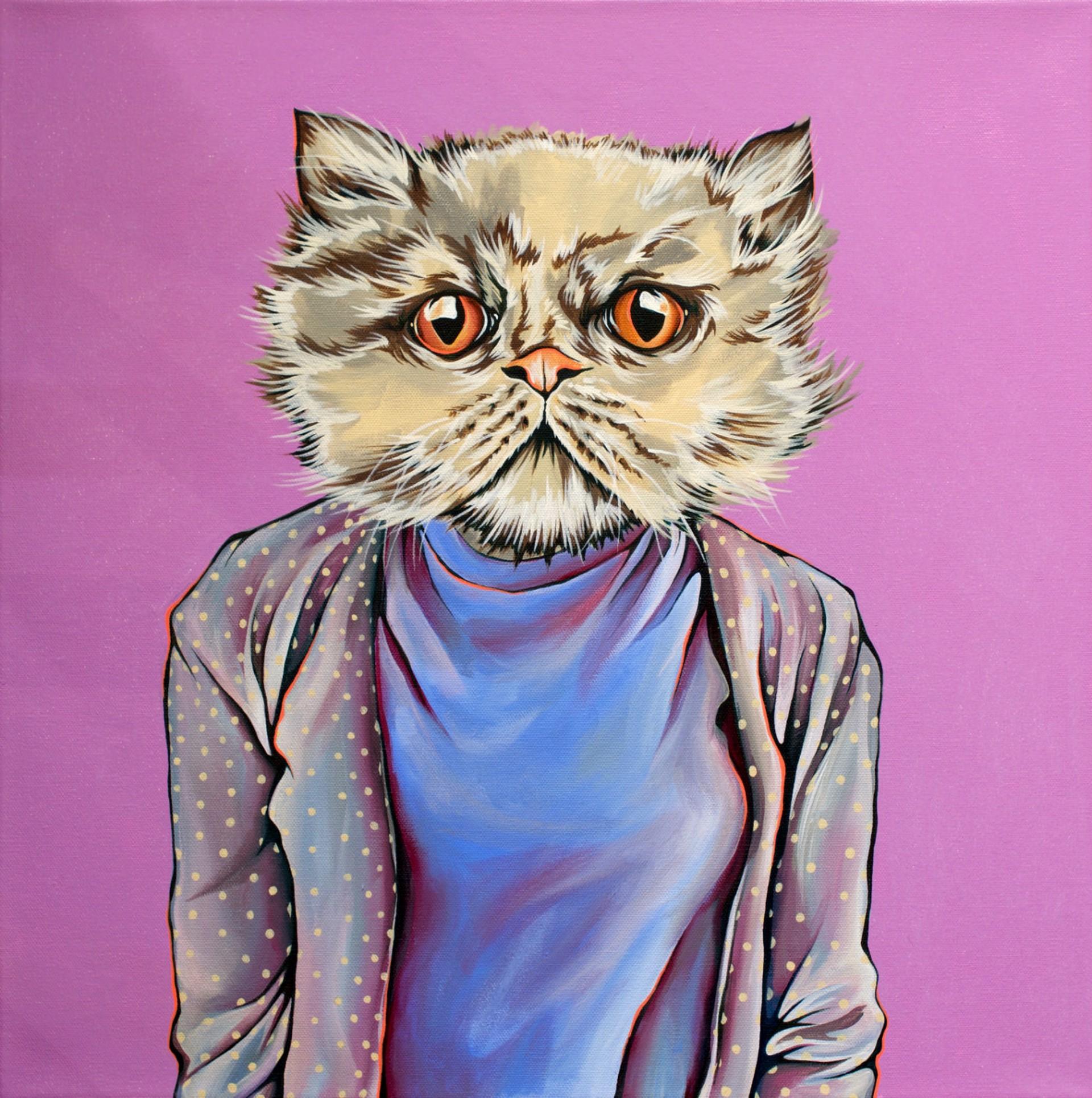 Smoosh Faced Cutie by Kaitlin Ziesmer