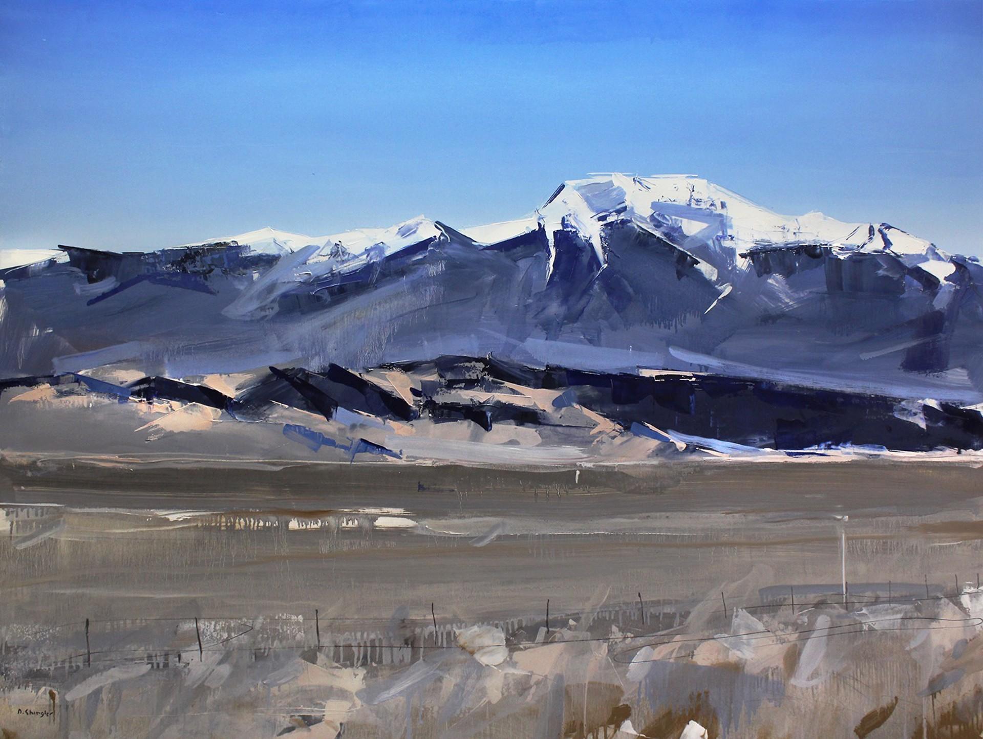 Sangre de Cristo Mountains, Colorado by David Shingler